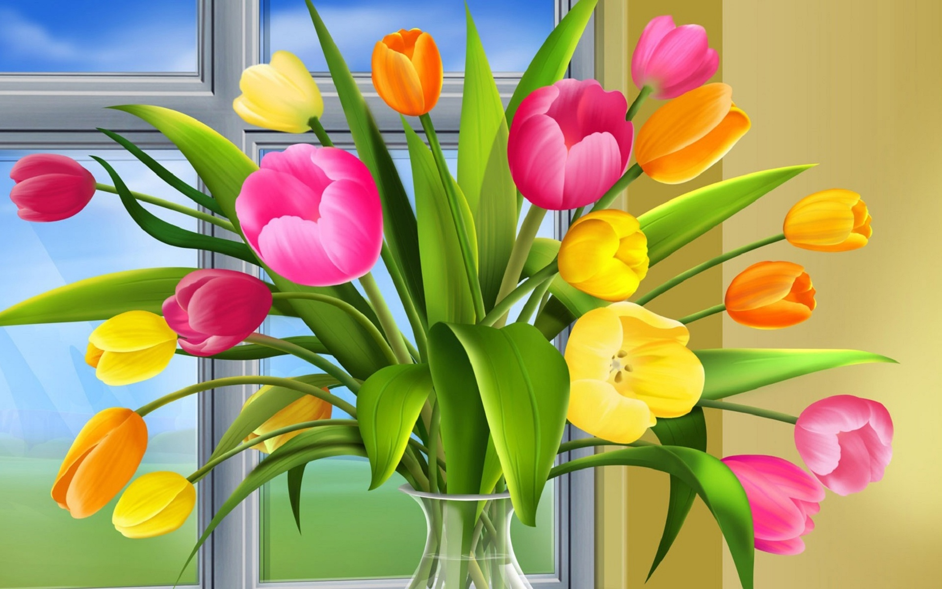 7789 Hintergrundbild herunterladen Blumen, Bilder, Pflanzen - Bildschirmschoner und Bilder kostenlos