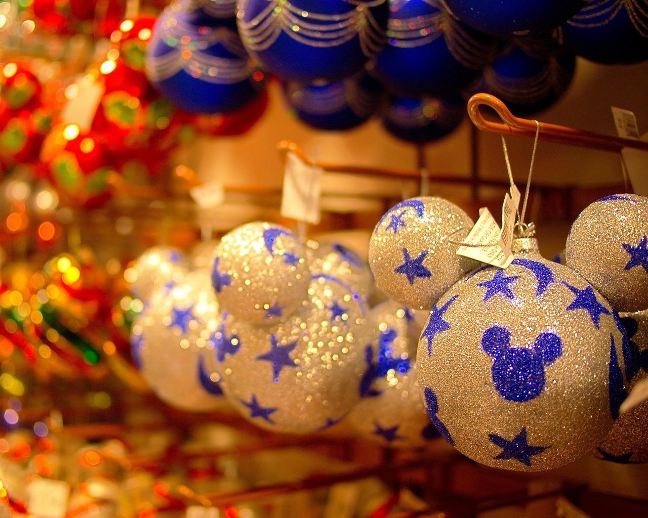 10839 скачать обои Праздники, Новый Год (New Year), Игрушки, Рождество (Christmas, Xmas) - заставки и картинки бесплатно
