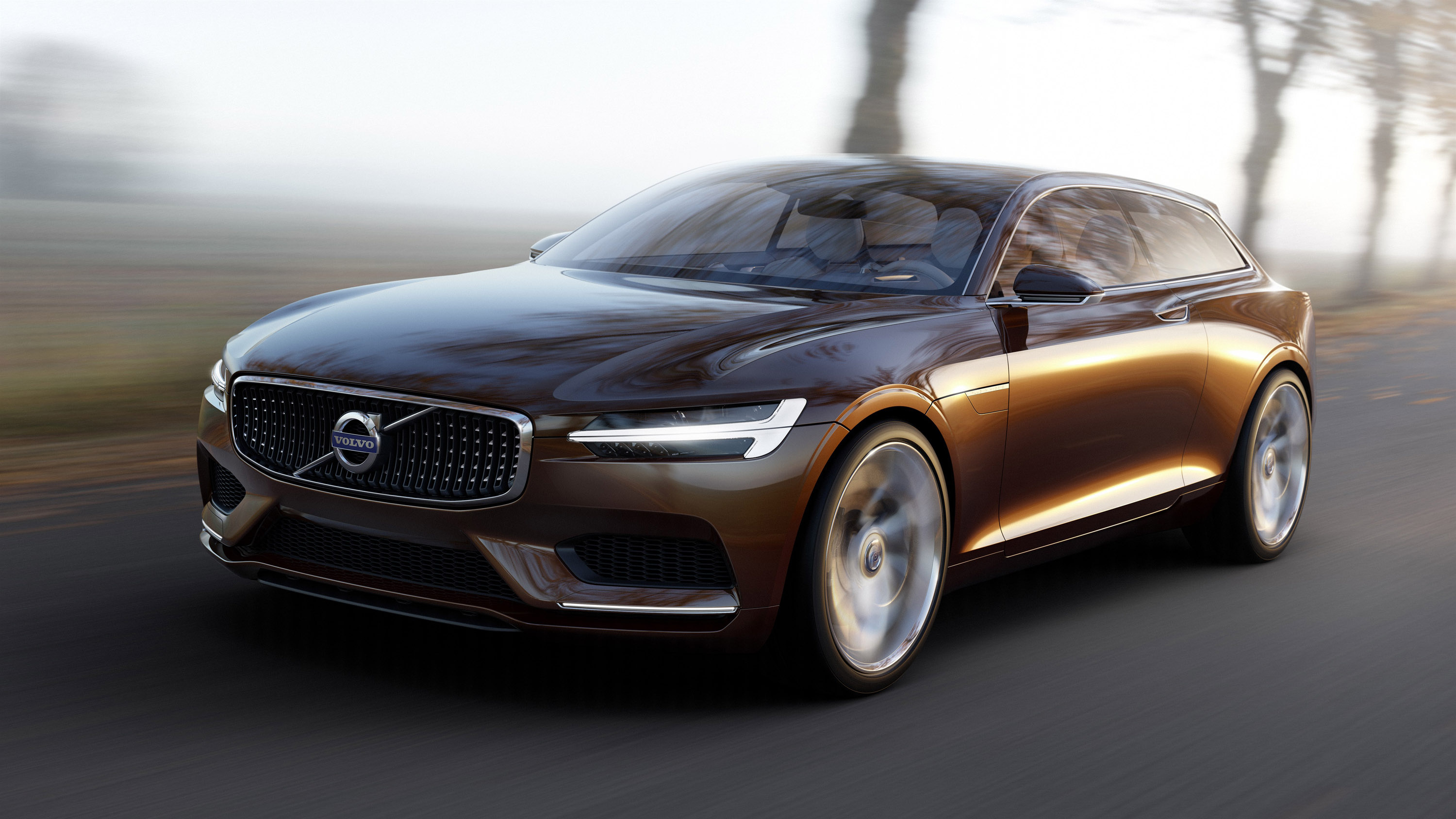 99208 Screensavers and Wallpapers Auto for phone. Download Auto, Volvo, Cars, Concept, 2014, Estate pictures for free
