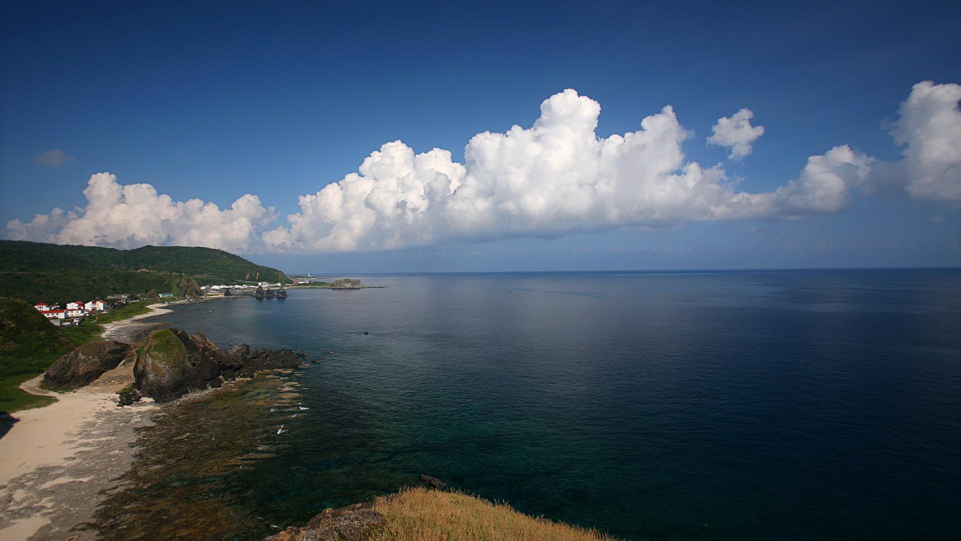 29568 скачать обои Пейзаж, Море, Облака - заставки и картинки бесплатно