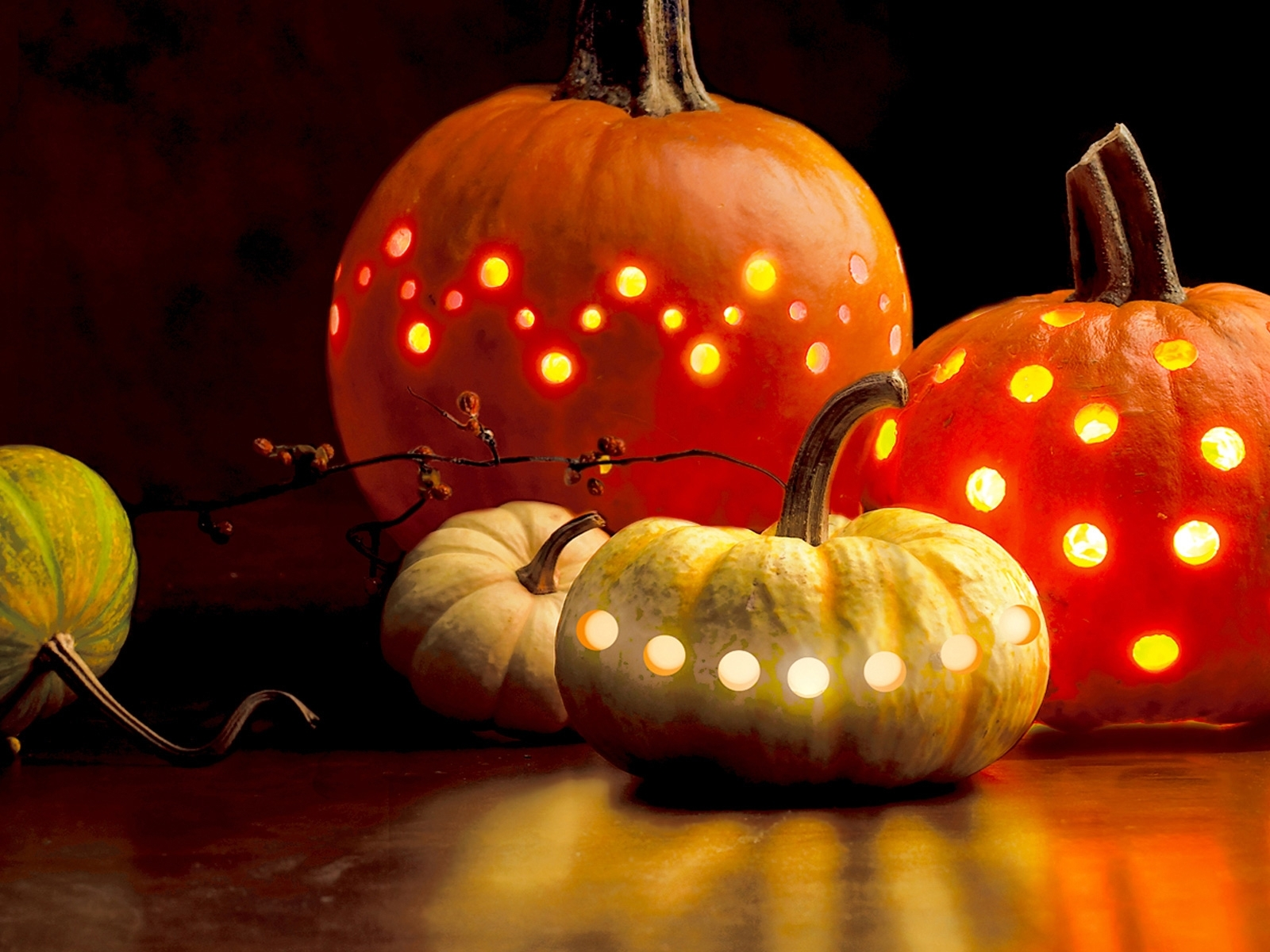 5554 download wallpaper Pumpkin, Holidays, Halloween, Vegetables screensavers and pictures for free