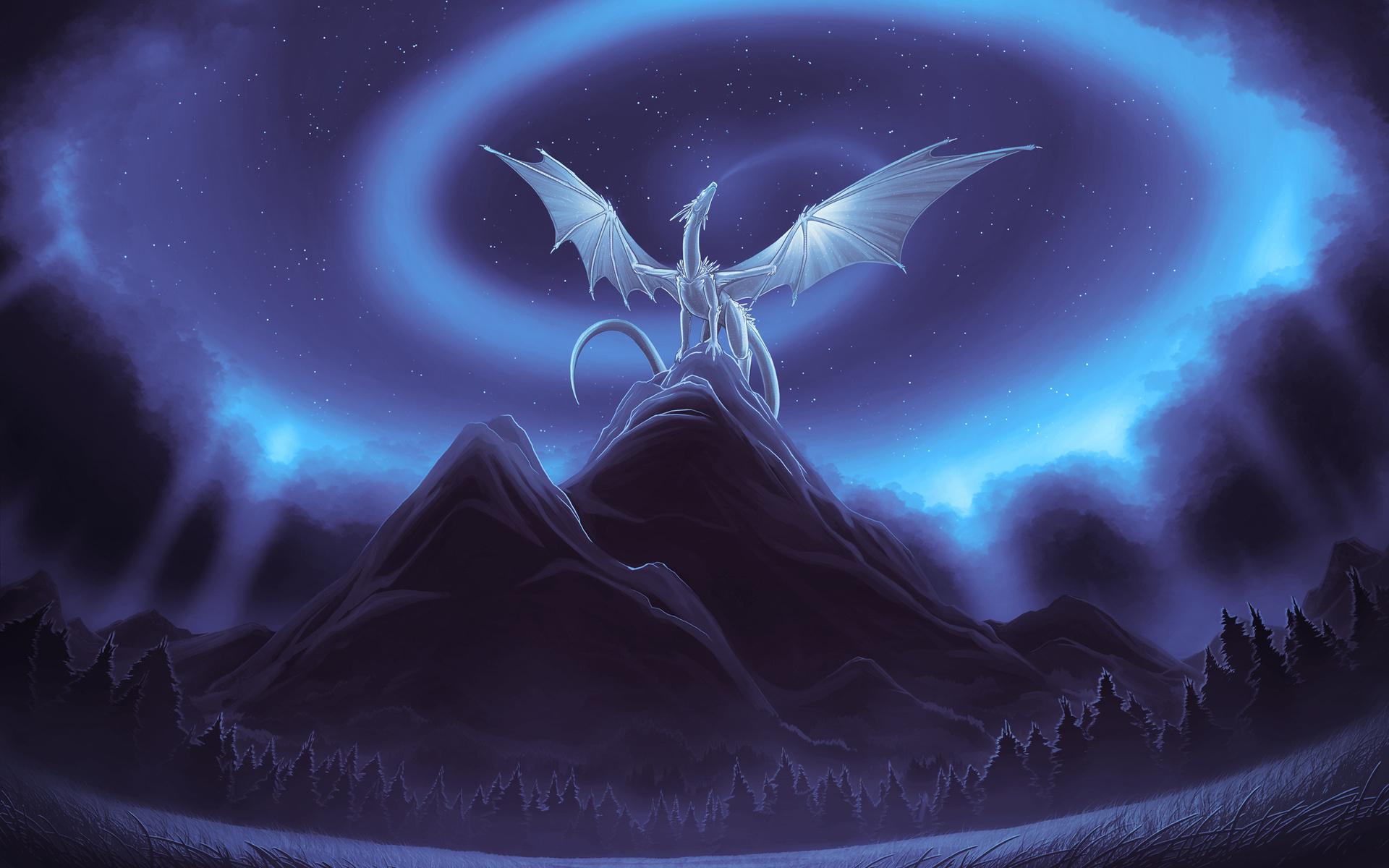 14345 Hintergrundbild herunterladen Fantasie, Dragons - Bildschirmschoner und Bilder kostenlos