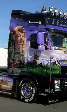 22623 descargar fondo de pantalla Transporte, Automóvil, Camiones, Volvo: protectores de pantalla e imágenes gratis
