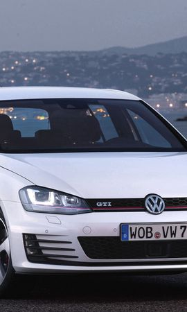 70314 Screensavers and Wallpapers Volkswagen for phone. Download Cars, Volkswagen, Golf, Gti pictures for free