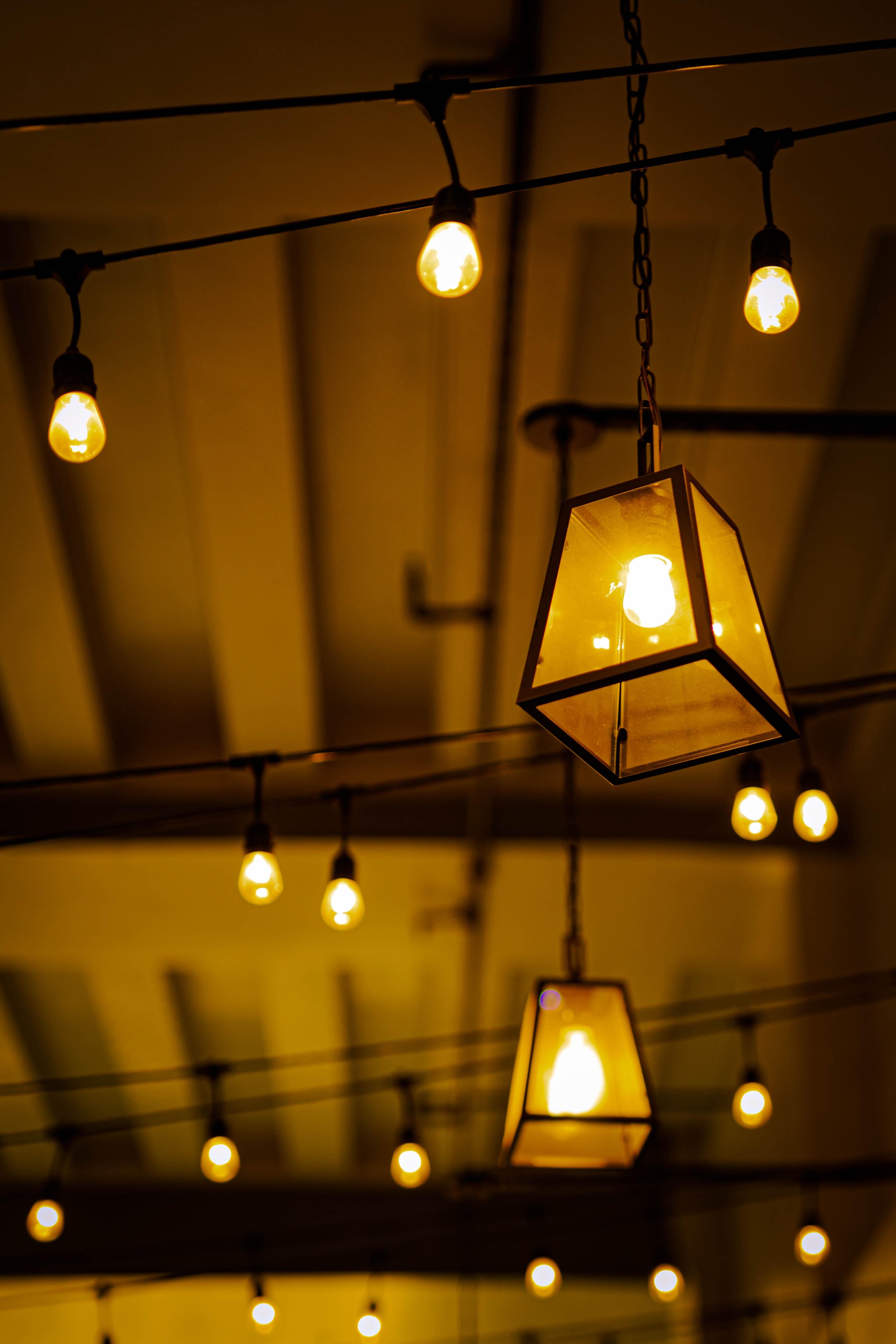 66339 download wallpaper Miscellaneous, Light, Lights, Shine, Miscellanea, Lanterns, Illumination, Garland, Lighting, Garlands, Light Bulbs screensavers and pictures for free