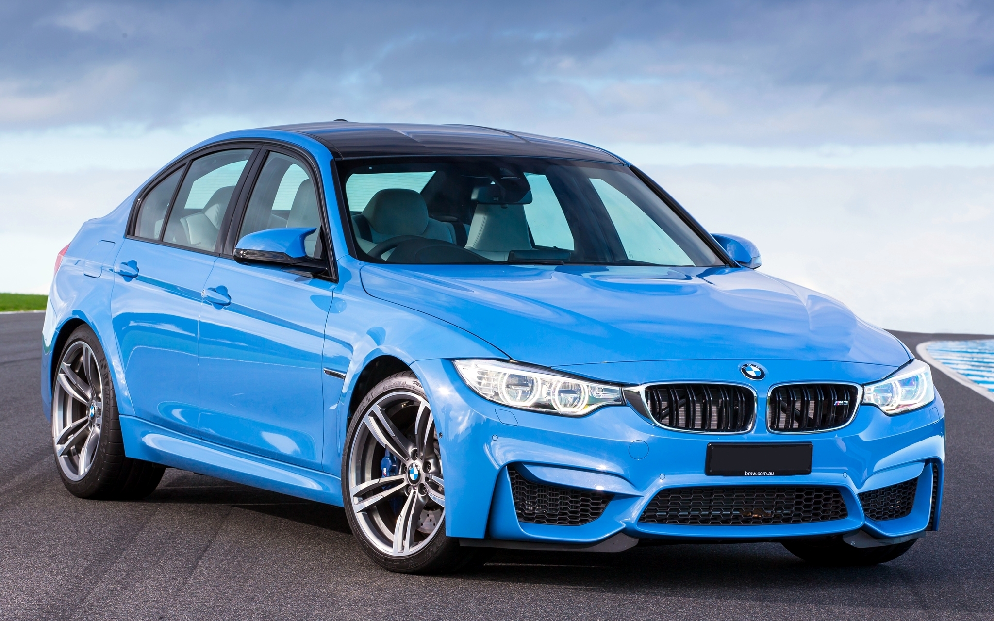 52632 Screensavers and Wallpapers M3 for phone. Download Bmw, Cars, Side View, F80, M3 pictures for free