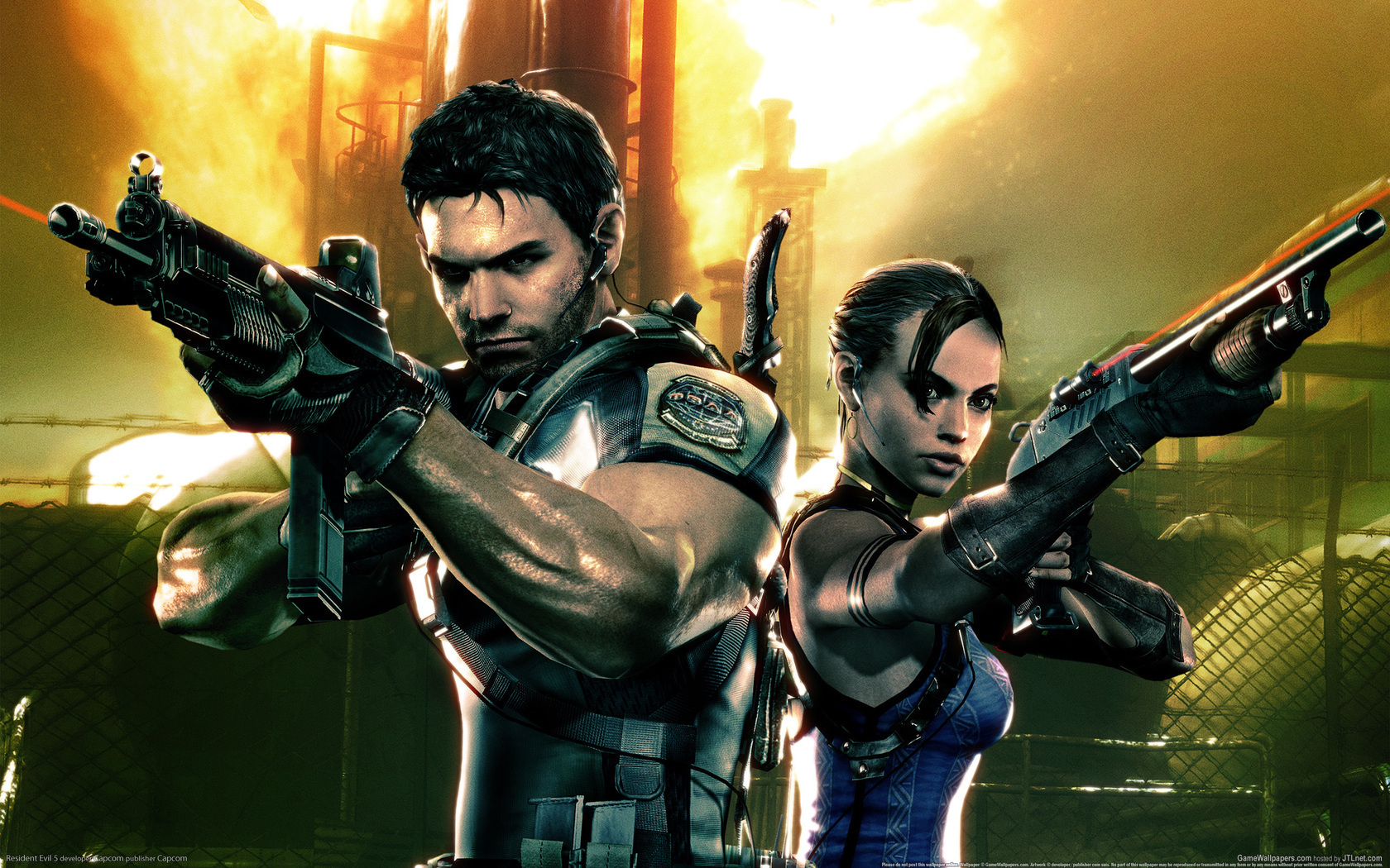 11779 Screensavers and Wallpapers Resident Evil for phone. Download Resident Evil, Games pictures for free