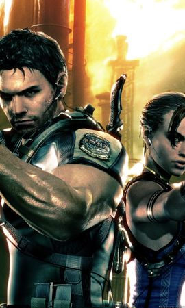 11779 download wallpaper Games, Resident Evil screensavers and pictures for free