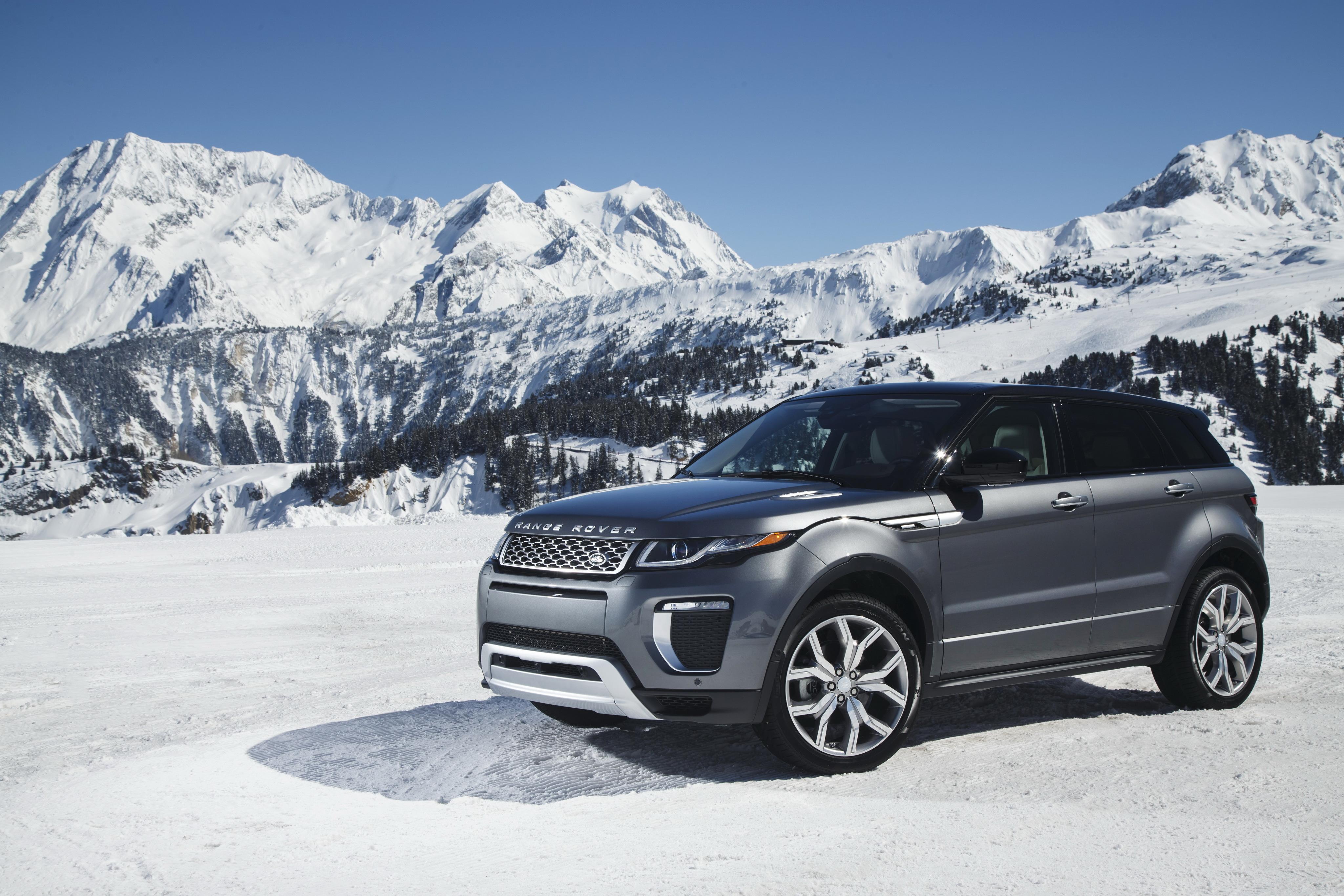 56649 скачать обои Тачки (Cars), Ленд Ровер (Land Rover), Рендж Ровер (Range Rover), Снег, Вид Сбоку - заставки и картинки бесплатно