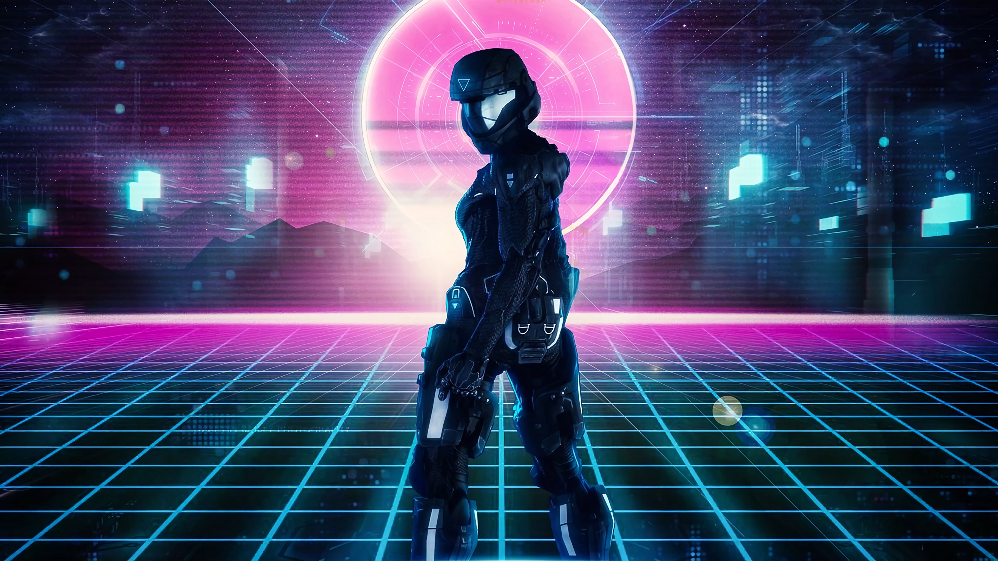 100264 Screensavers and Wallpapers Robot for phone. Download Art, Cyberpunk, Robot, Sci-Fi, Armor, Armour pictures for free