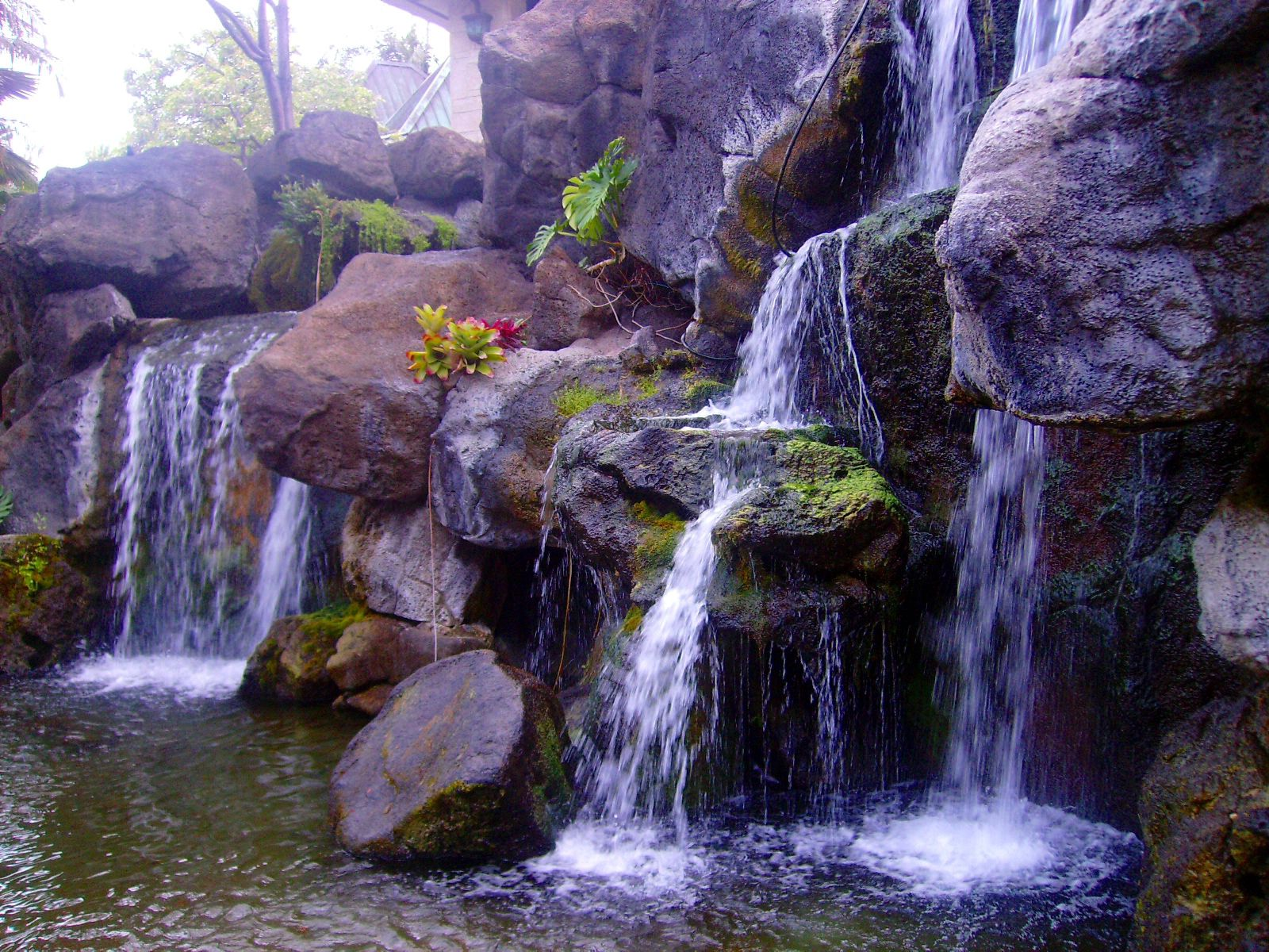 77004 Screensavers and Wallpapers Rocks for phone. Download Nature, Rocks, Waterfall pictures for free