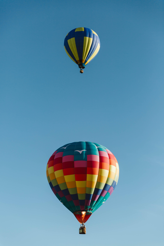 63056 скачать обои Разное, Разноцветный, Небо, Полет, Воздушные Шары - заставки и картинки бесплатно