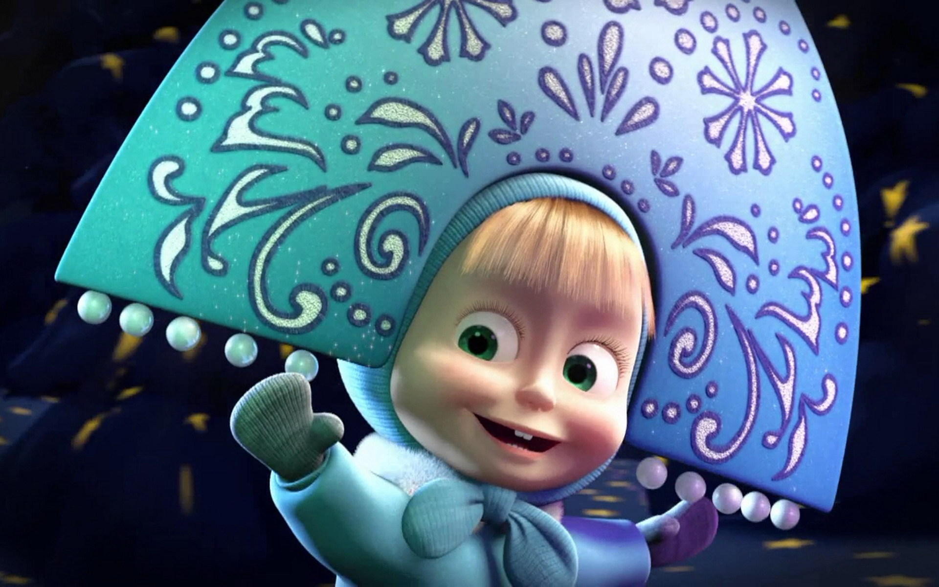 14251 Screensavers and Wallpapers Masha And The Bear for phone. Download Masha And The Bear, Cartoon, Children pictures for free