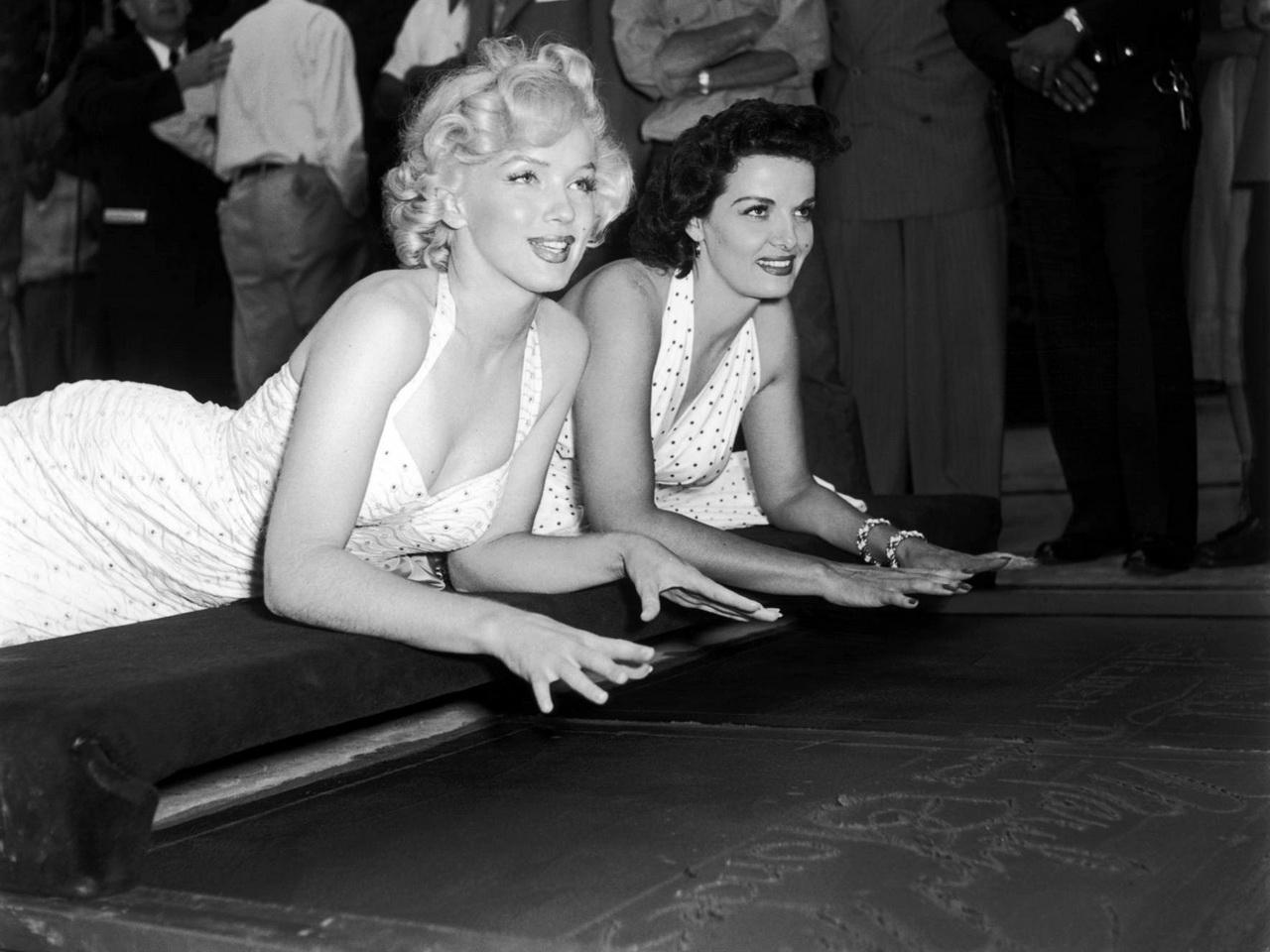 50249 descargar fondo de pantalla Personas, Chicas, Marilyn Monroe: protectores de pantalla e imágenes gratis