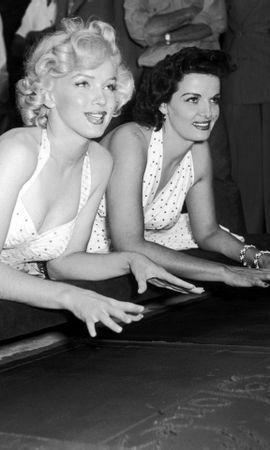 50249 скачать обои Люди, Девушки, Мэрилин Монро (Marilyn Monroe) - заставки и картинки бесплатно