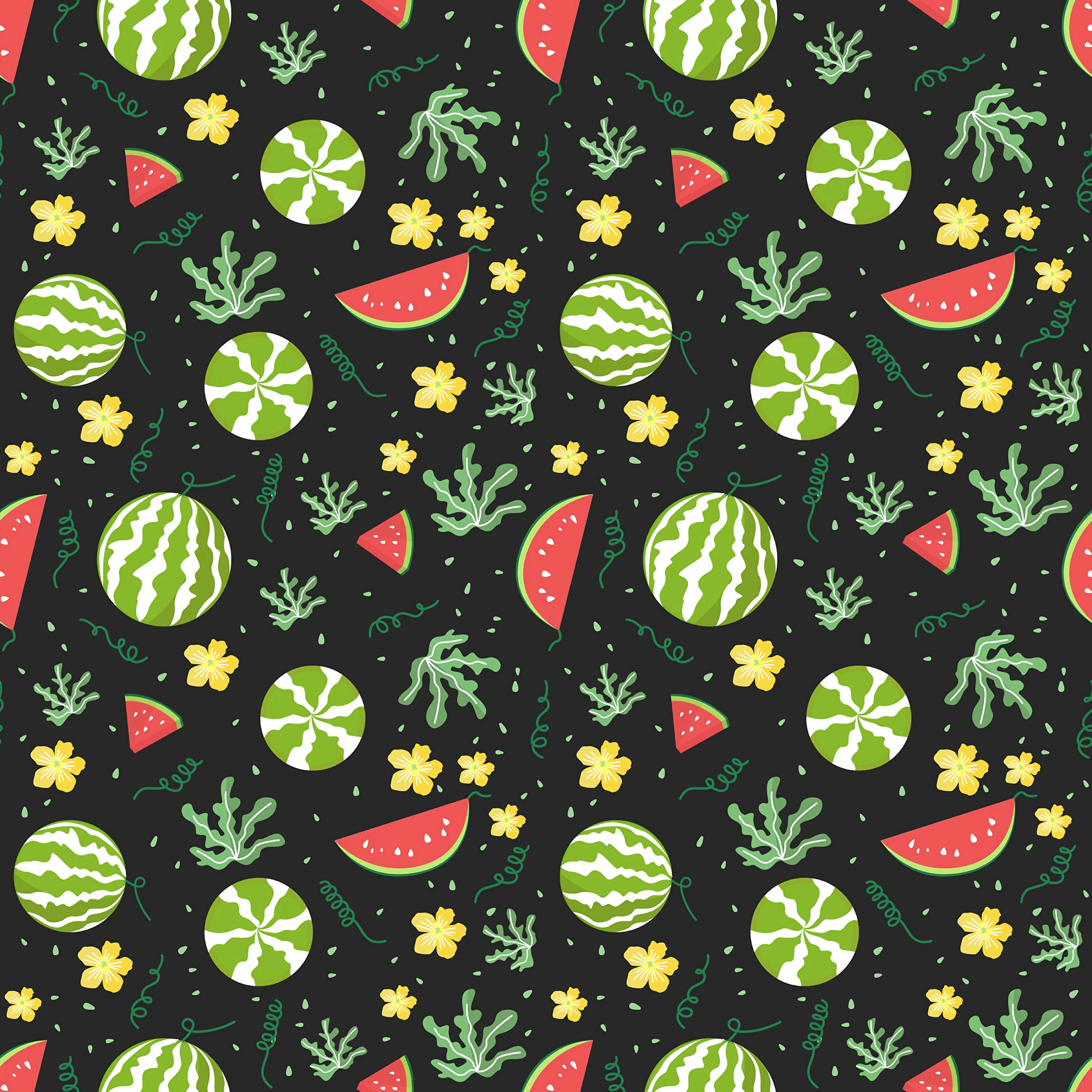 154600 download wallpaper Textures, Texture, Pattern, Patterns, Berries, Watermelons screensavers and pictures for free