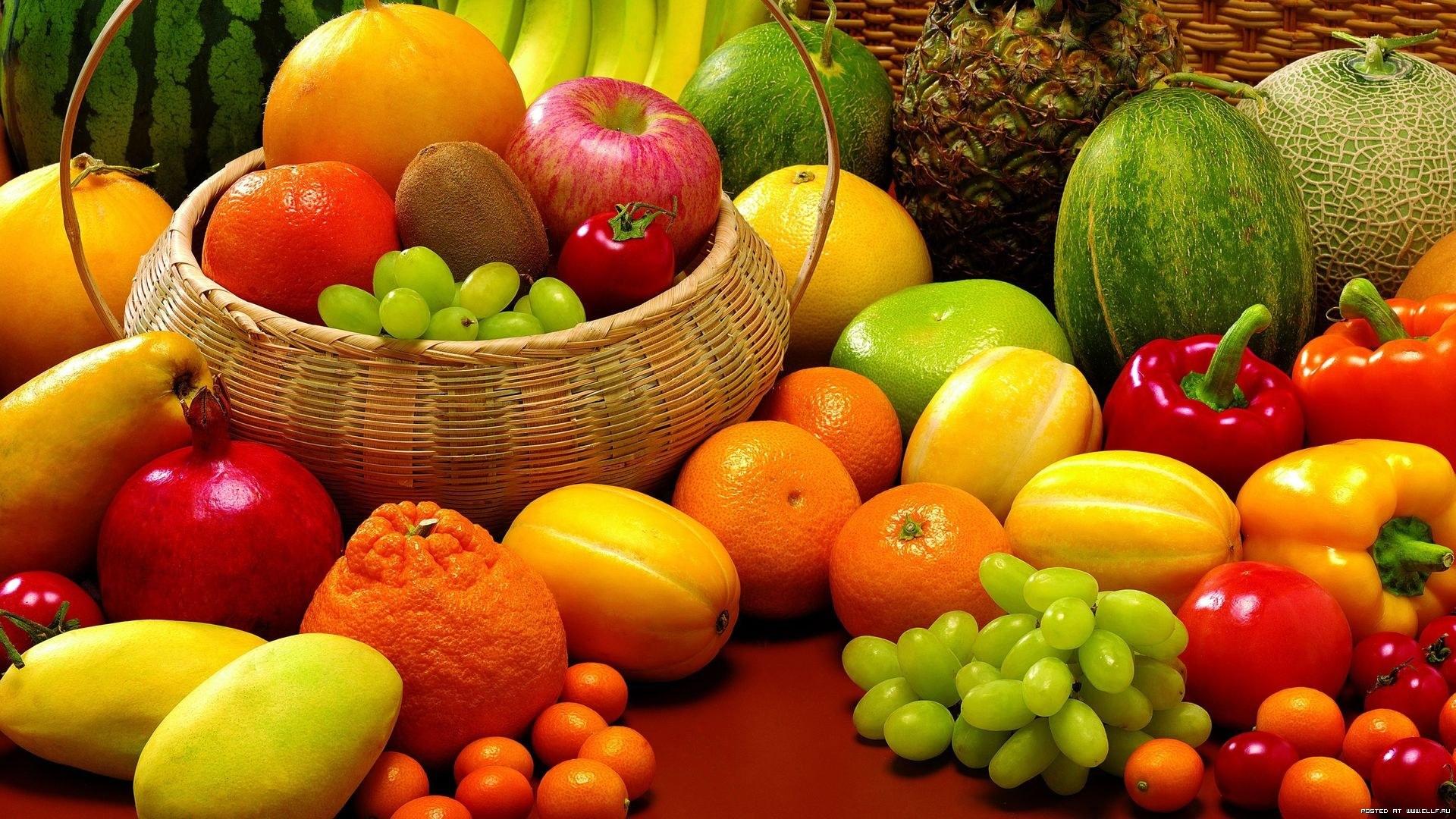 25292 Заставки и Обои Овощи на телефон. Скачать Фрукты, Еда, Овощи картинки бесплатно