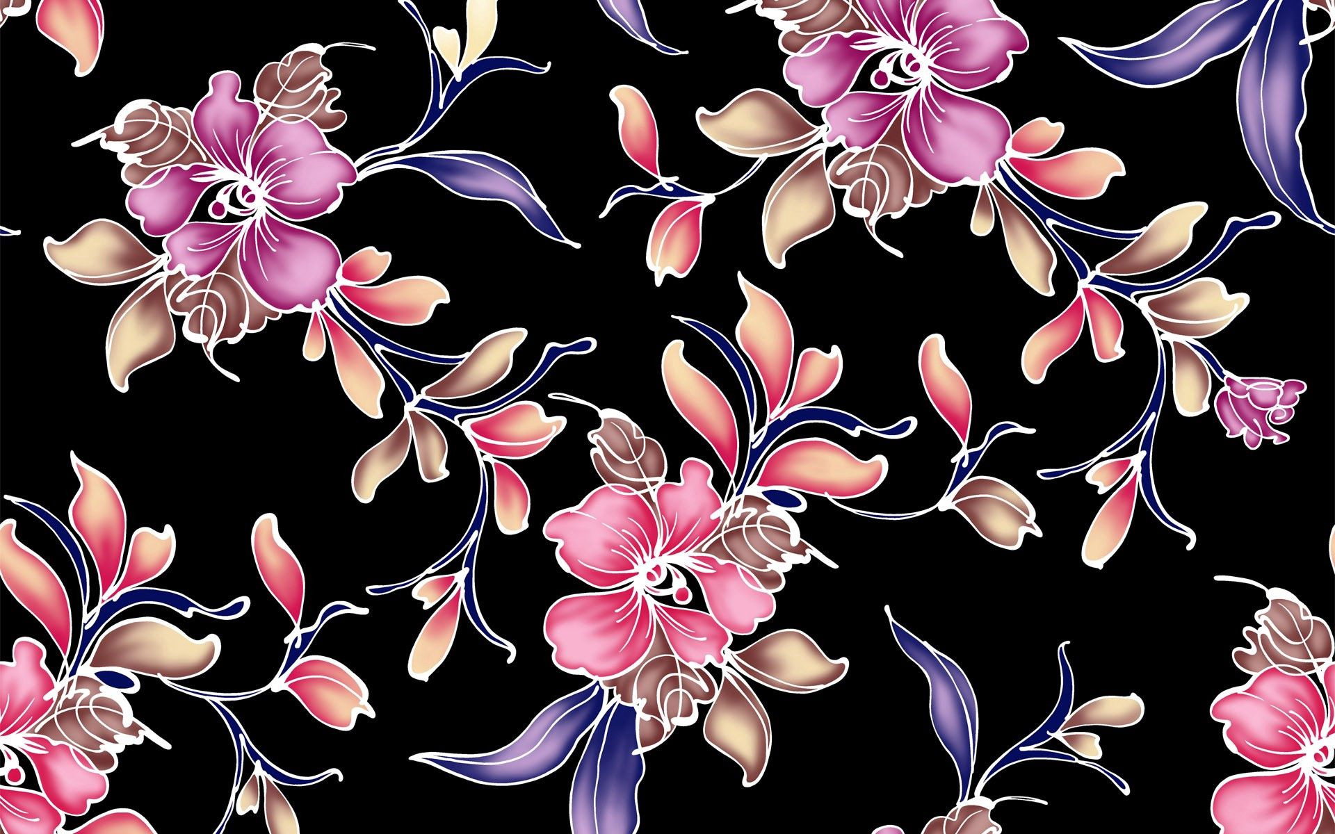 80540 download wallpaper Flowers, Textures, Background, Patterns, Dark, Texture screensavers and pictures for free