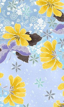 117894 baixar papel de parede Texturas, Textura, Fundo, Superfície, Flores, Padrões - protetores de tela e imagens gratuitamente