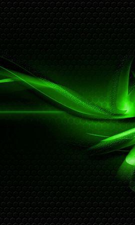 132649 скачать обои Абстракция, Зеленый, Свет, Темный, Узоры - заставки и картинки бесплатно