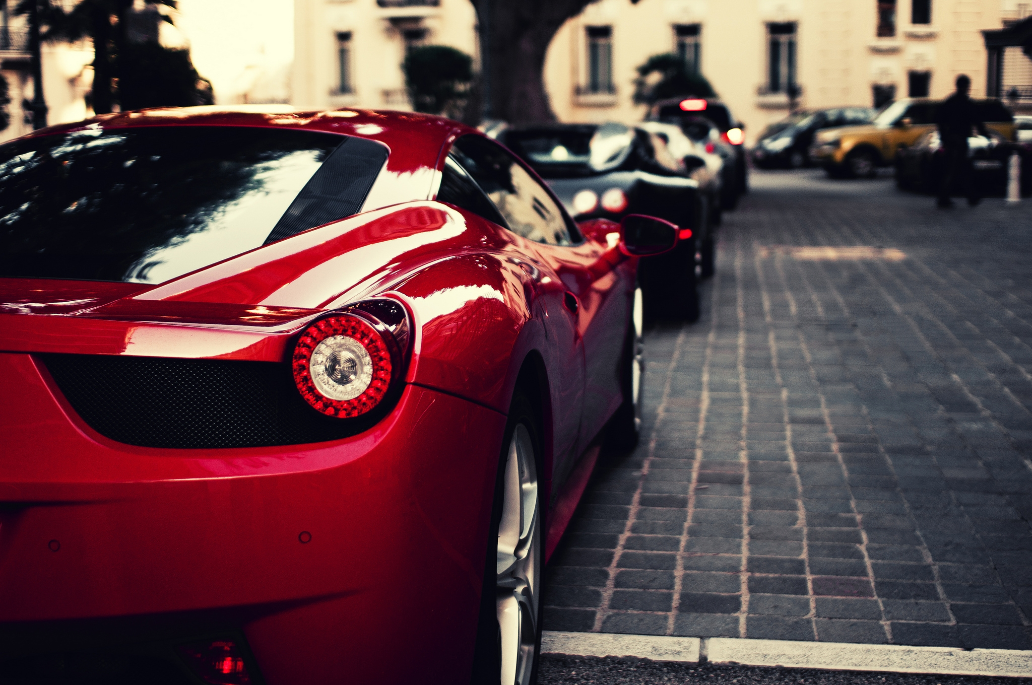 125125 download wallpaper Cars, Bugatti, Ferrari, Italy, Veyron, Weiron screensavers and pictures for free