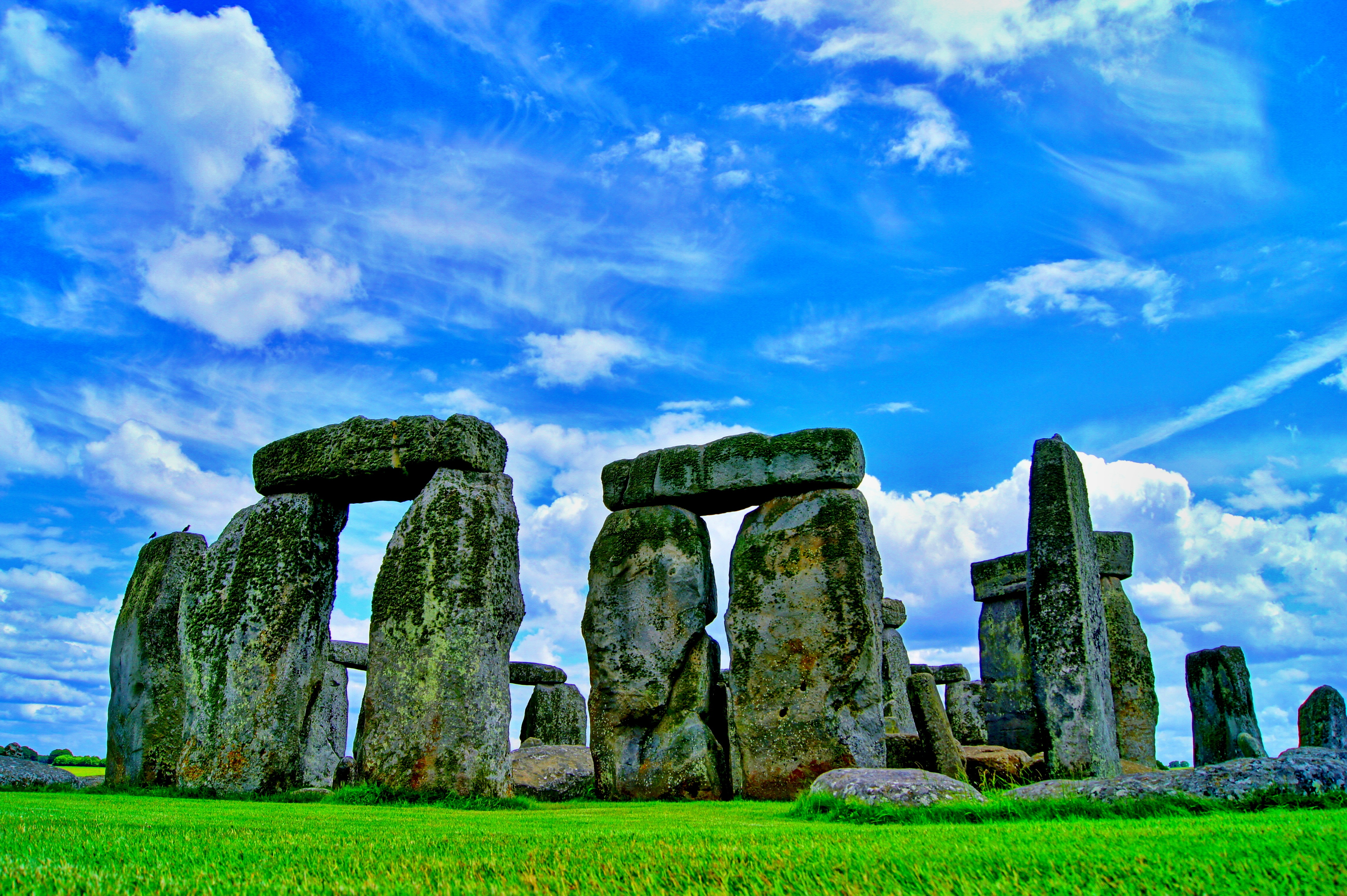 145310 download wallpaper Nature, Stonehenge, England, Monument, Stones screensavers and pictures for free