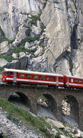 47418 télécharger le fond d'écran Transports, Trains - économiseurs d'écran et images gratuitement