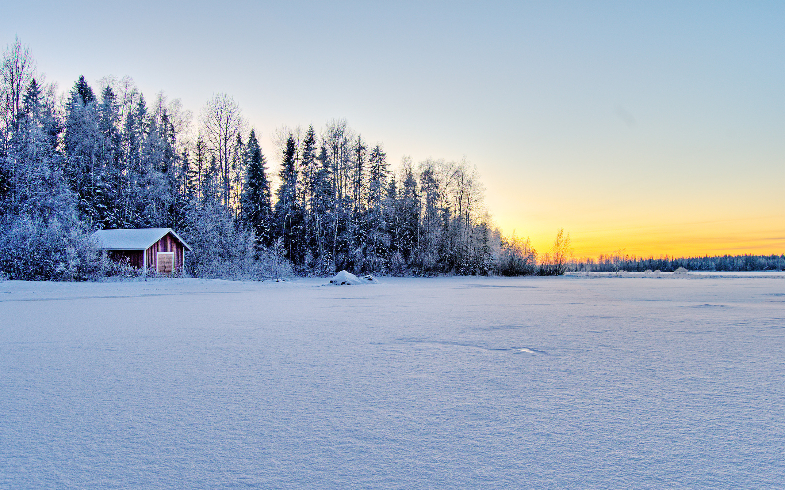 45118 download wallpaper Landscape, Winter, Snow screensavers and pictures for free