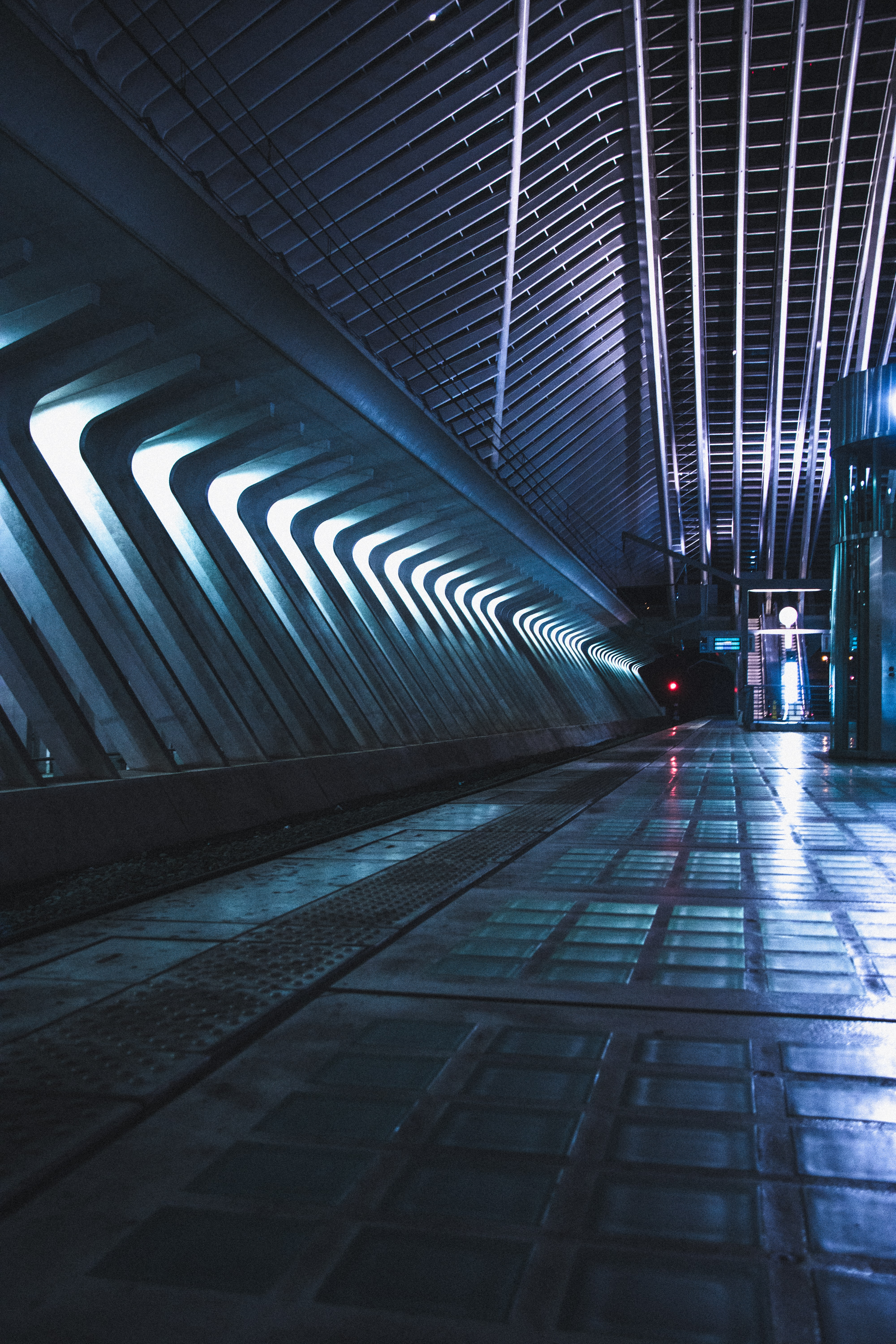 70146 Screensavers and Wallpapers Metro for phone. Download Miscellanea, Miscellaneous, Platform, Tunnel, Metro, Subway pictures for free