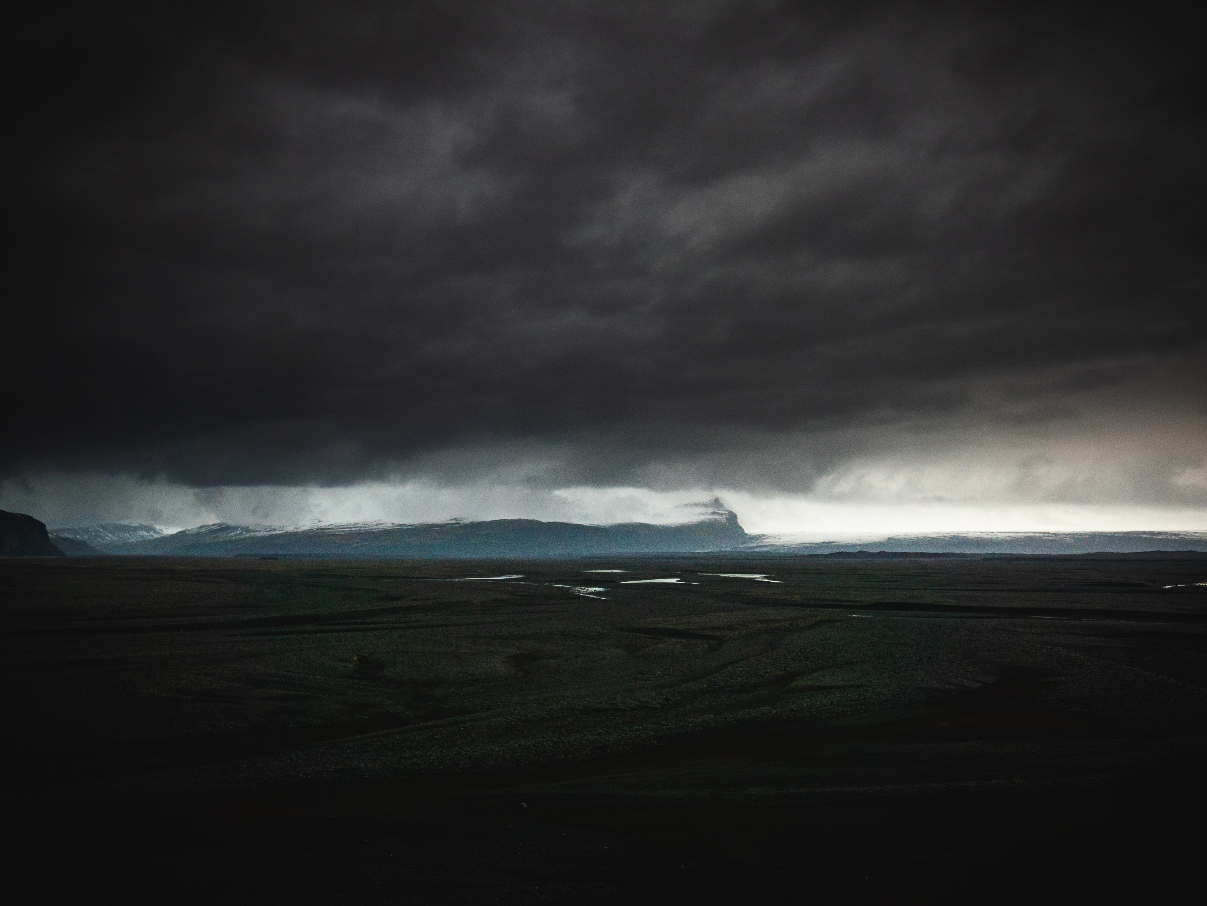 57790 Screensavers and Wallpapers Island for phone. Download Nature, Clouds, Dark, Island, Iceland pictures for free