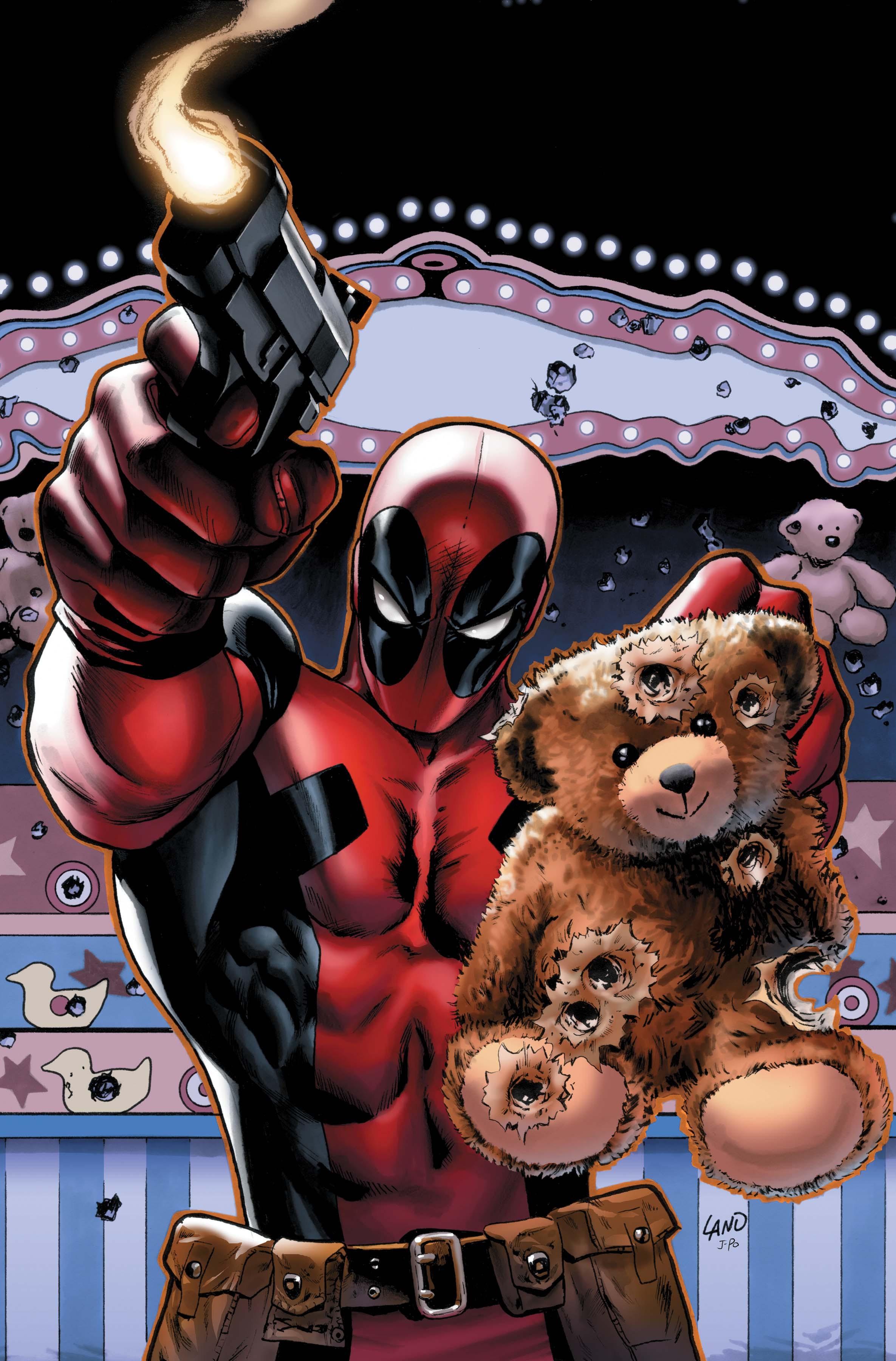 20055 скачать обои Игры, Deadpool - заставки и картинки бесплатно