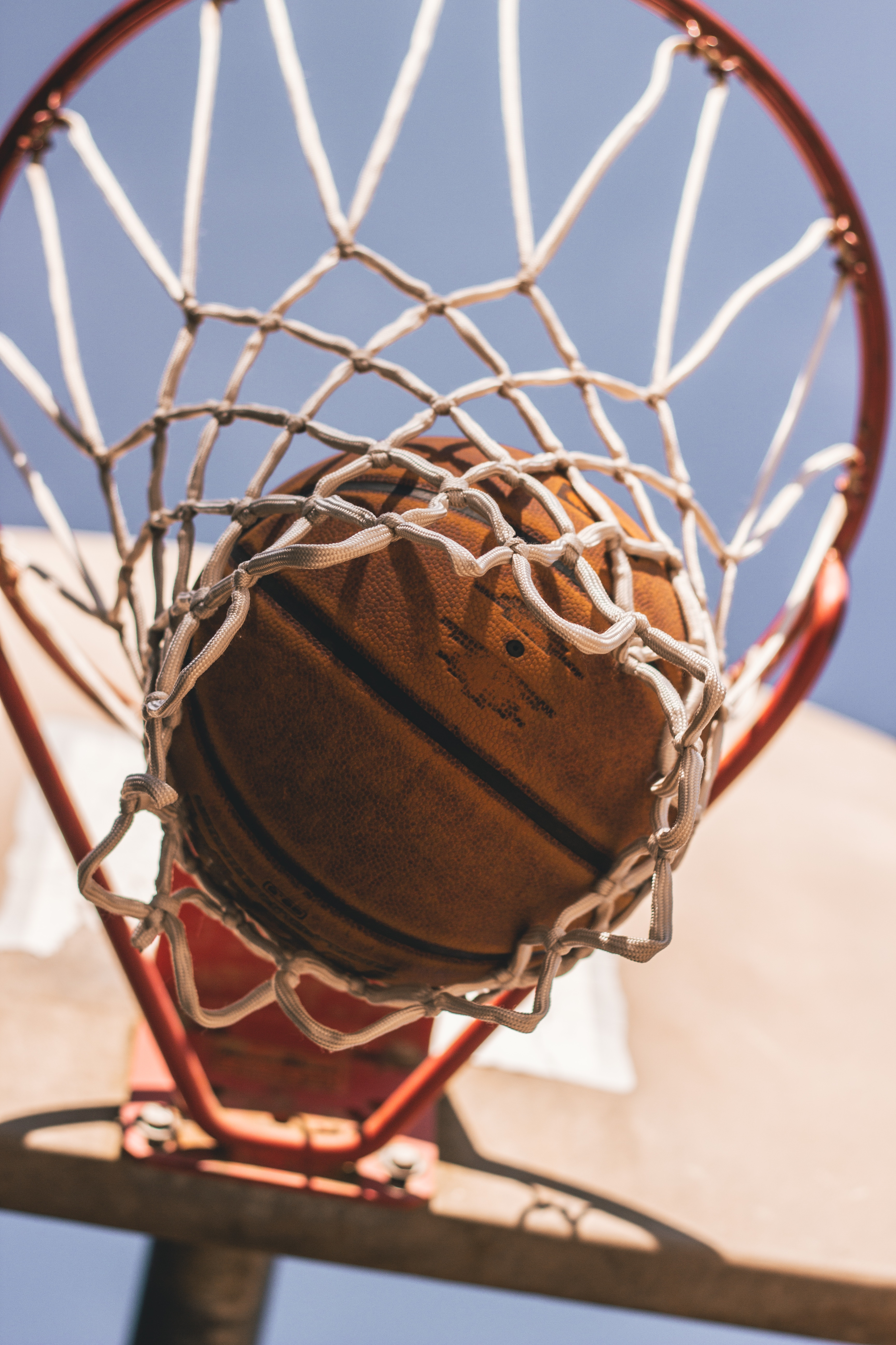 145539 Screensavers and Wallpapers Basketball for phone. Download Sports, Basketball, Basketball Net, Basketball Grid, Ball pictures for free