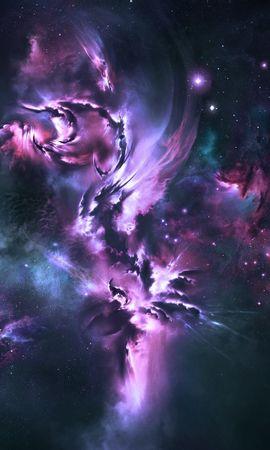 7720 скачать обои Пейзаж, Небо, Космос, Звезды - заставки и картинки бесплатно