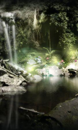 4266 descargar fondo de pantalla Plantas, Paisaje, Ríos: protectores de pantalla e imágenes gratis