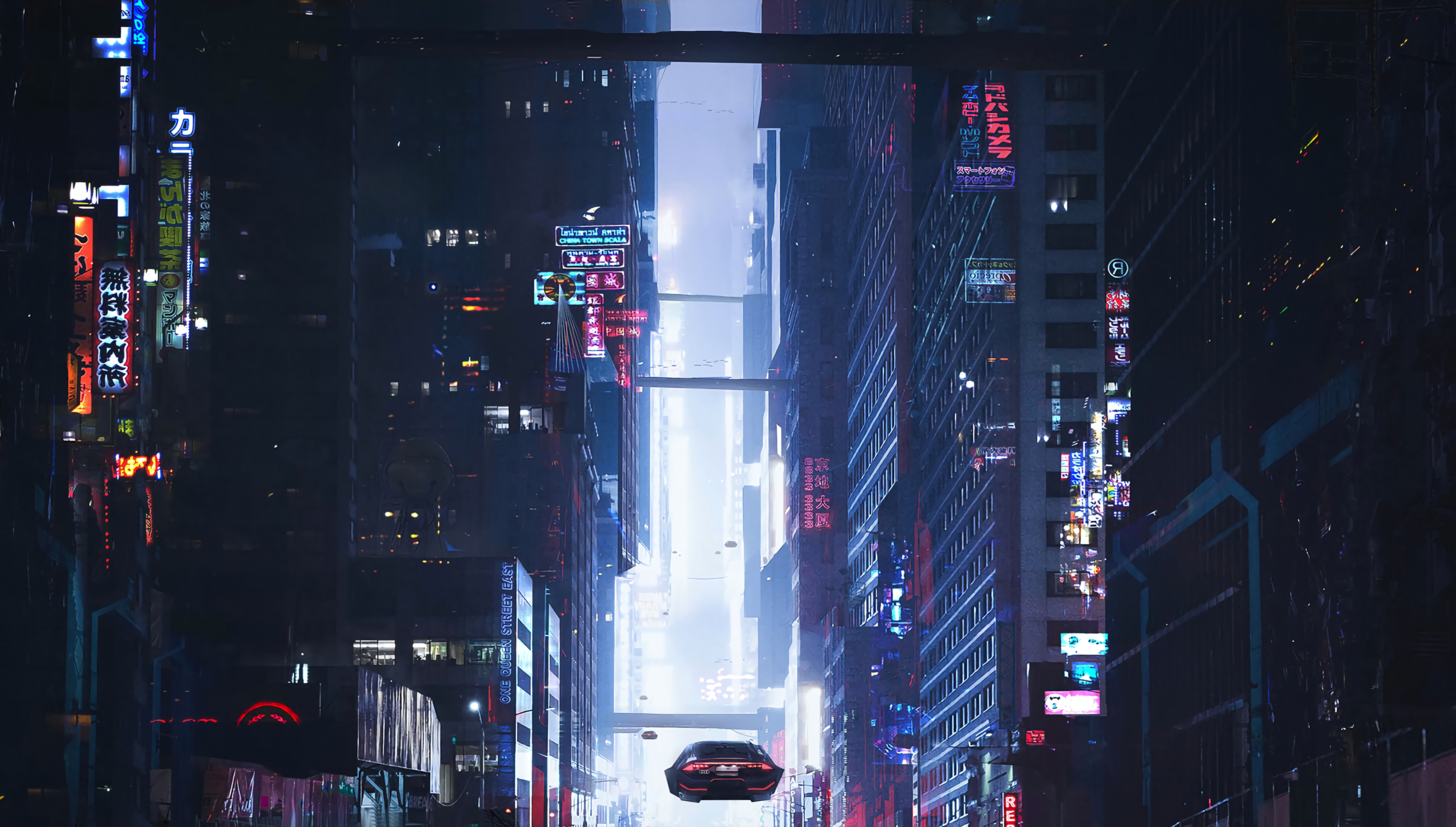 122510 Screensavers and Wallpapers City for phone. Download Art, Cars, City, Building, Sci-Fi, Future pictures for free