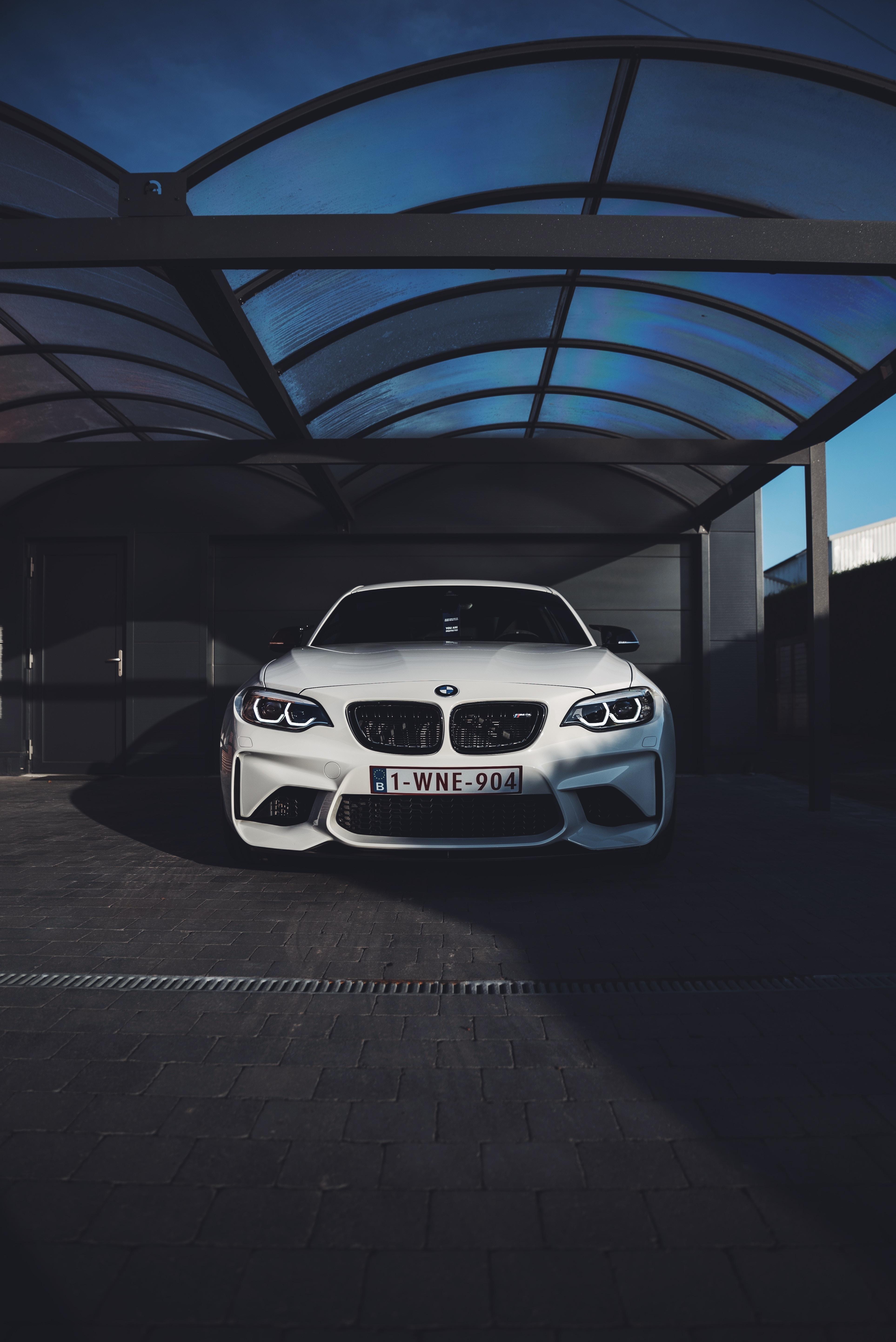 149576 скачать обои Тачки (Cars), Bmw M6, Бмв (Bmw), Машина, Белый, Вид Спереди - заставки и картинки бесплатно