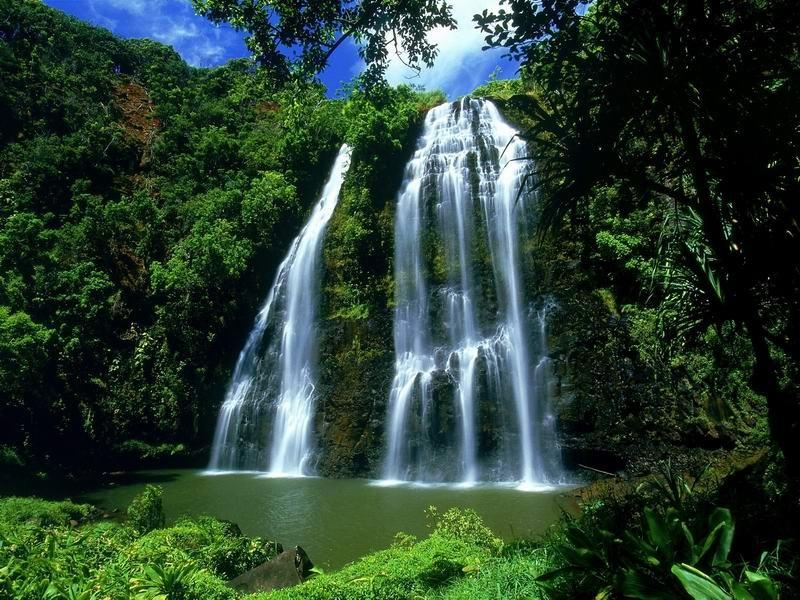 36898 скачать обои Водопады, Пейзаж - заставки и картинки бесплатно