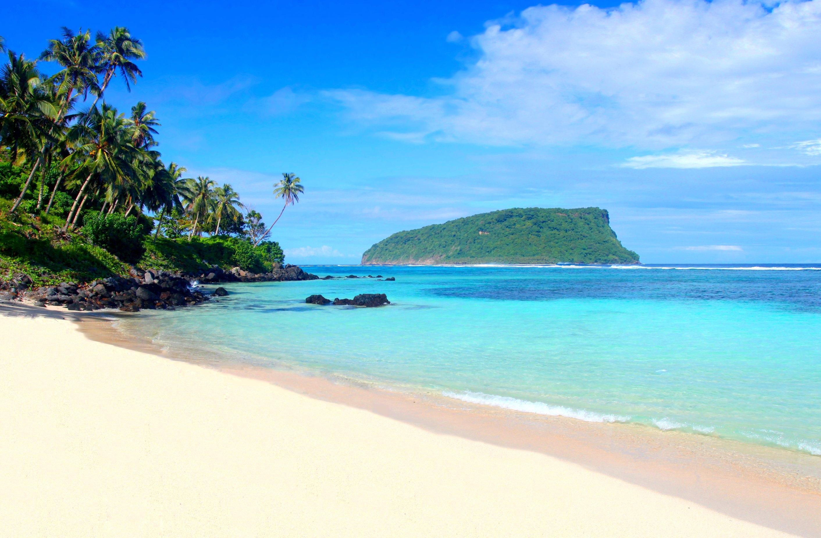 56652 Salvapantallas y fondos de pantalla Mar en tu teléfono. Descarga imágenes de Naturaleza, Zona Tropical, Trópico, Playa, Mar, Arena gratis