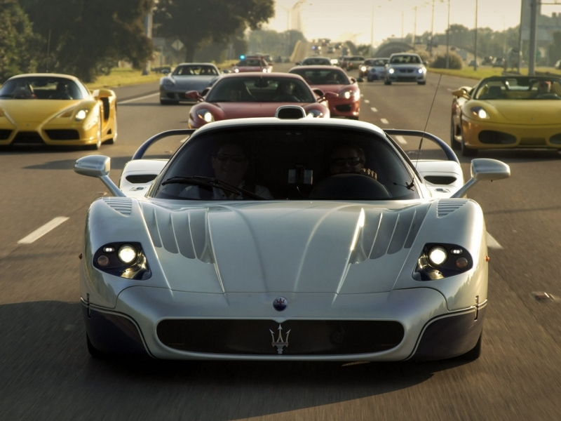 48842 download wallpaper Transport, Auto, Maserati screensavers and pictures for free