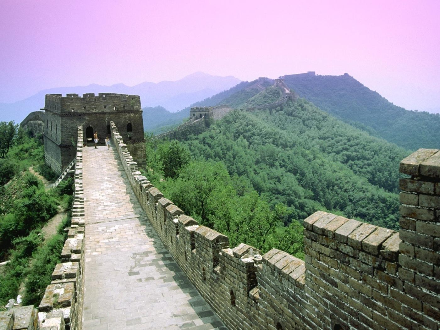 27359 скачать обои Пейзаж, Архитектура, Великая Китайская Стена - заставки и картинки бесплатно