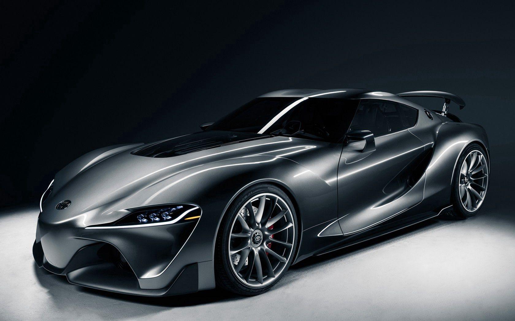 50493 скачать обои Тачки (Cars), Тойота (Toyota), Ft-1, Graphite, Concept, 2014 - заставки и картинки бесплатно