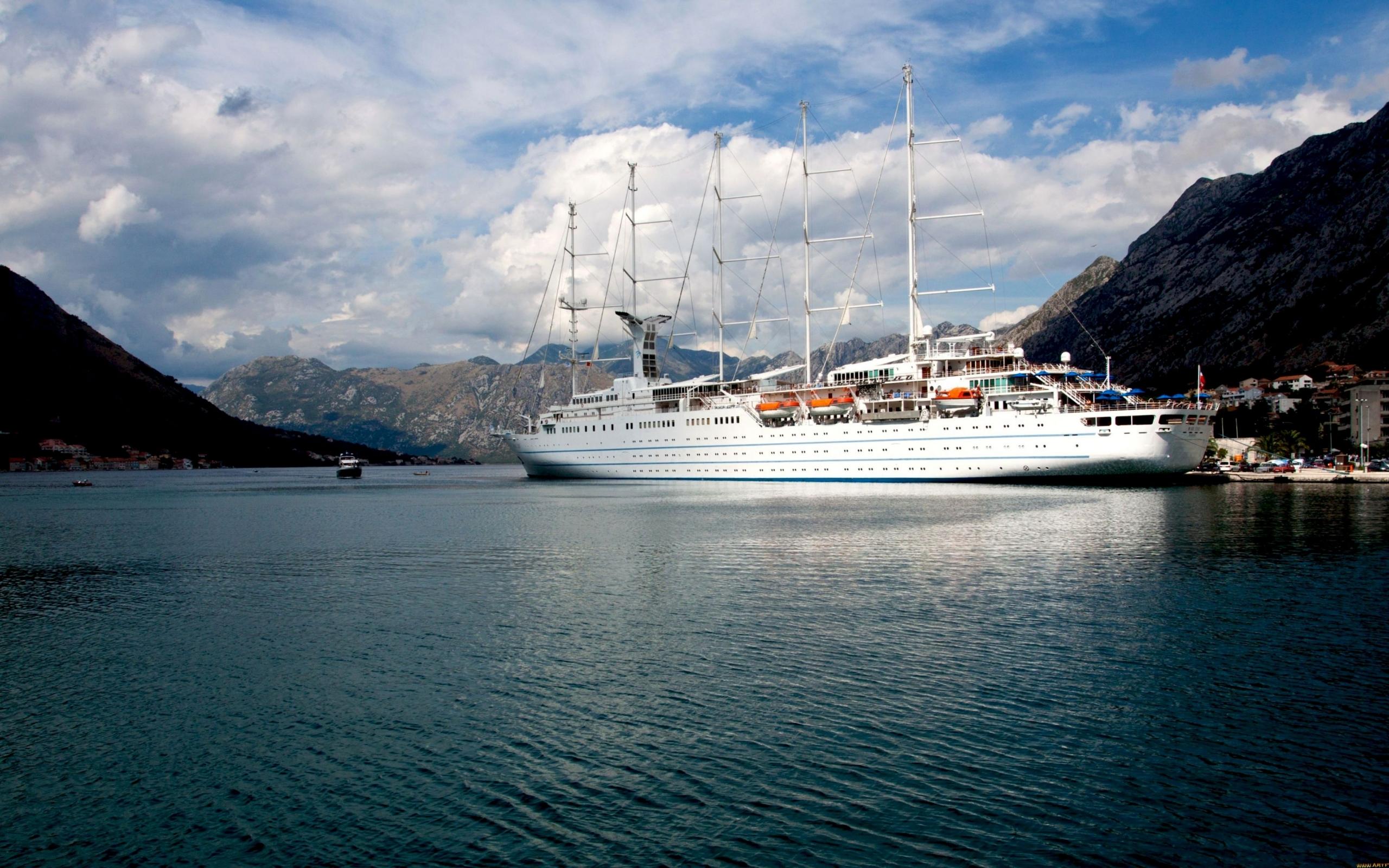 46487 скачать обои Транспорт, Пейзаж, Корабли, Море - заставки и картинки бесплатно