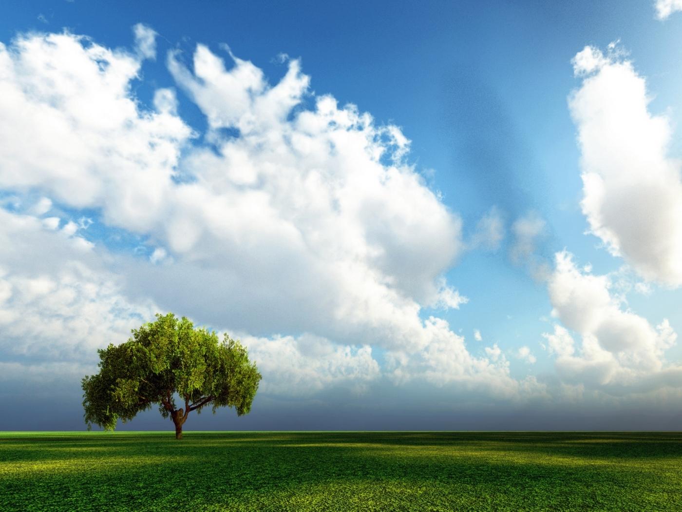 48312 télécharger le fond d'écran Paysage, Nature, Les Champs, Sky - économiseurs d'écran et images gratuitement