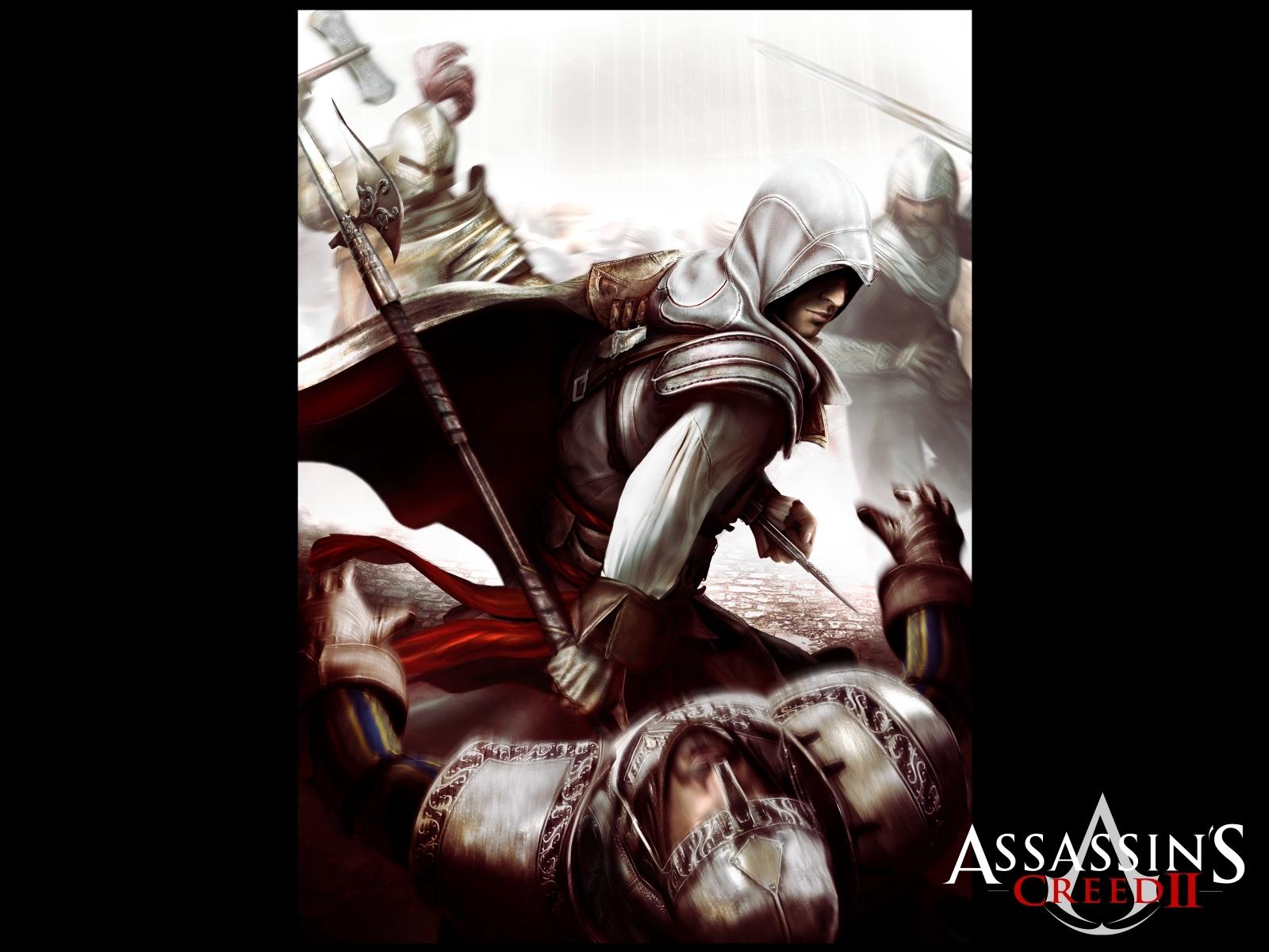 6312 Hintergrundbild herunterladen Spiele, Assassins Creed - Bildschirmschoner und Bilder kostenlos