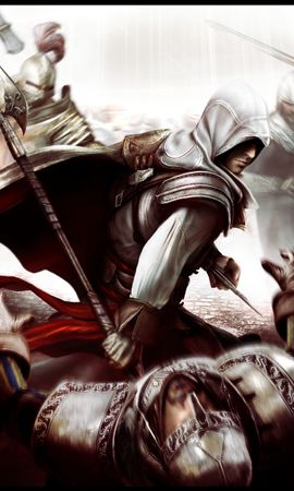 6312 download wallpaper Games, Assassin's Creed screensavers and pictures for free