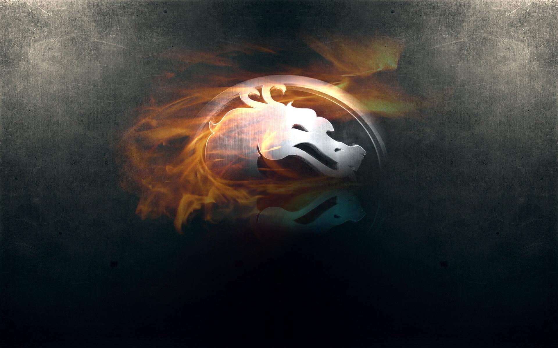 Téléchargez des papiers peints mobile Mortal Kombat, Logos, Jeux, Contexte gratuitement.