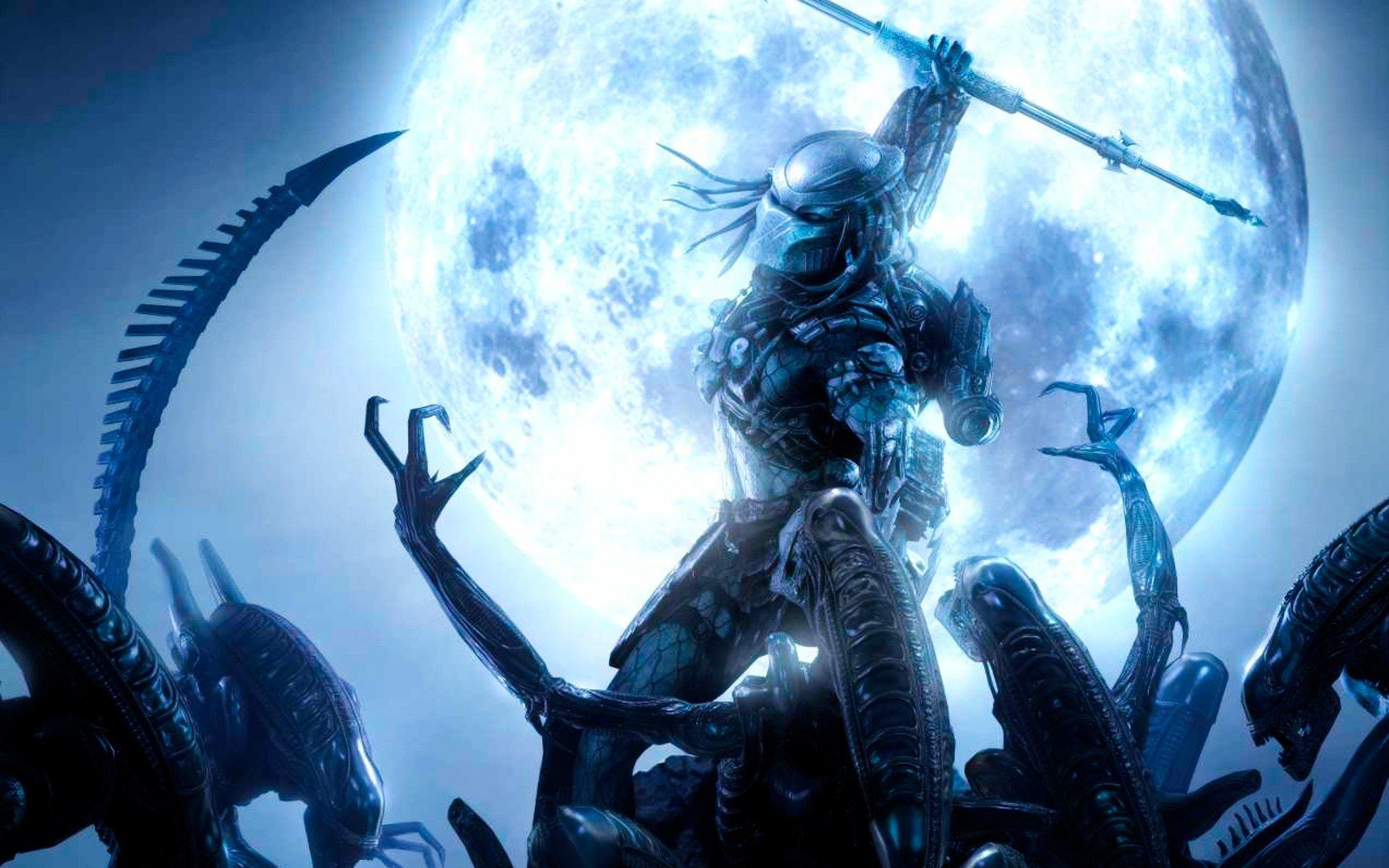 49312 baixar papel de parede Cinema, Alienígena, Alien Vs. Predador - protetores de tela e imagens gratuitamente