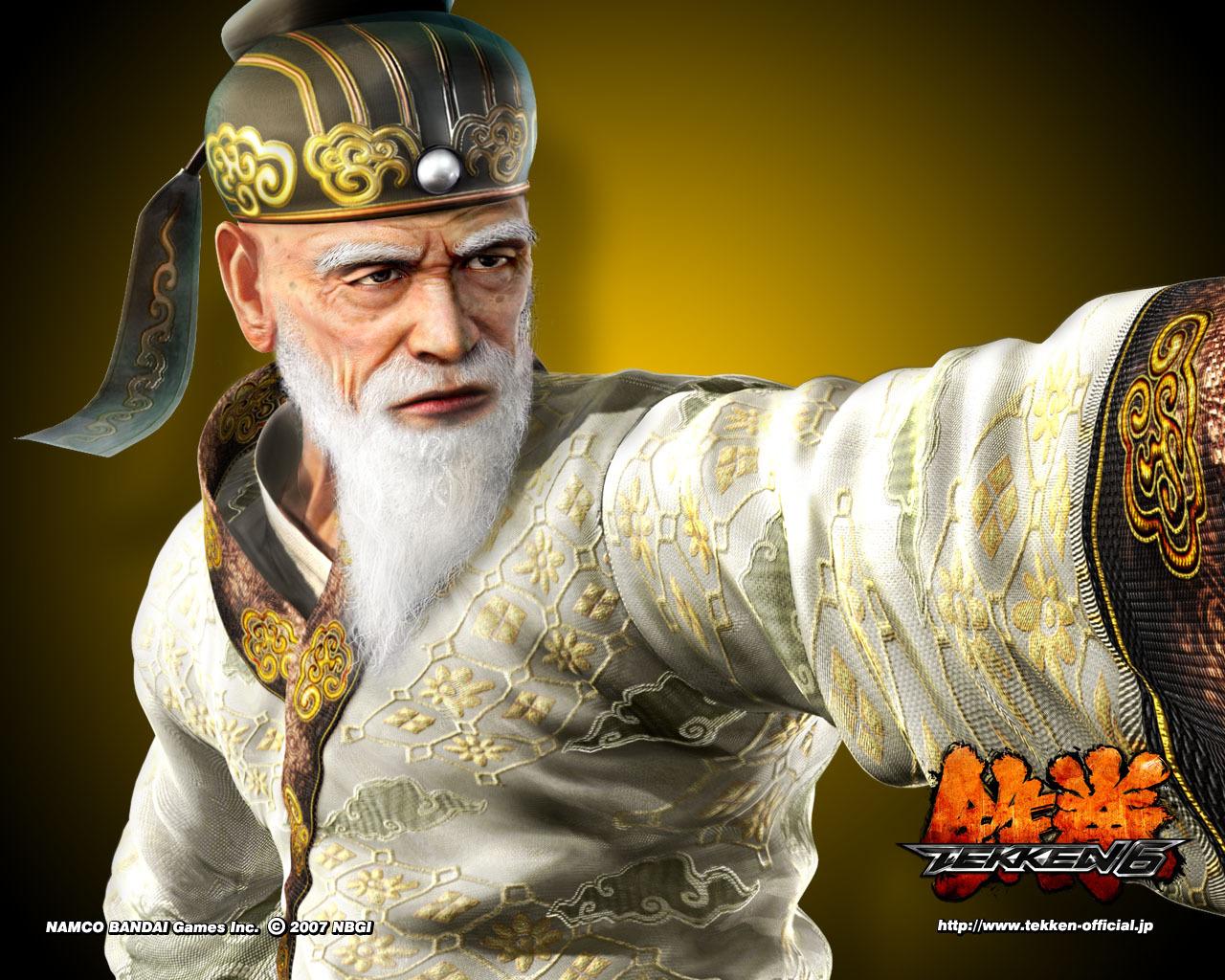 2171 скачать обои Игры, Tekken - заставки и картинки бесплатно