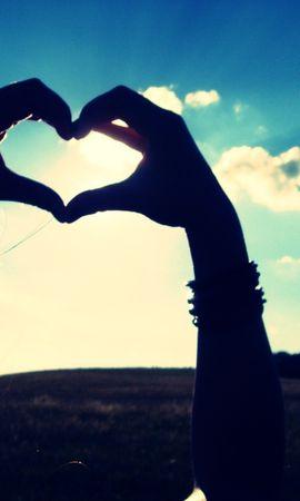 14898 скачать обои Люди, Фон, Сердца, Артфото, Любовь, День Святого Валентина (Valentine's Day) - заставки и картинки бесплатно