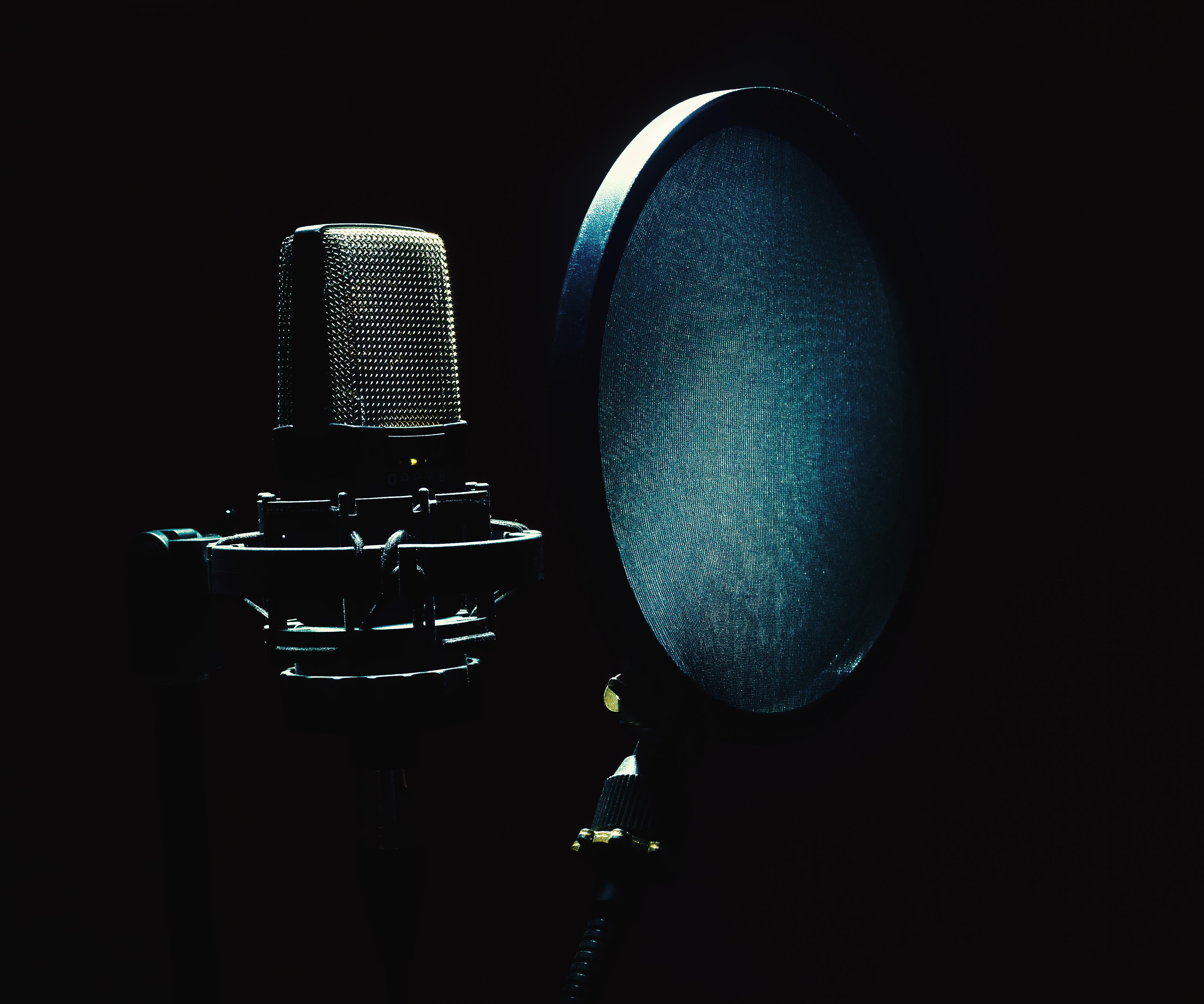 132545 Salvapantallas y fondos de pantalla Música en tu teléfono. Descarga imágenes de Música, Micrófono, Equipo Musical, Oscuridad gratis